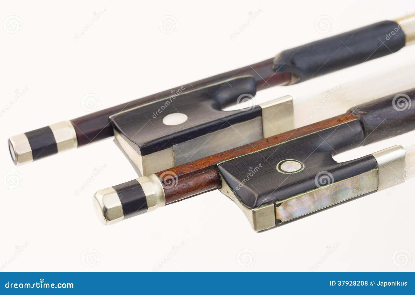 Смычки скрипки