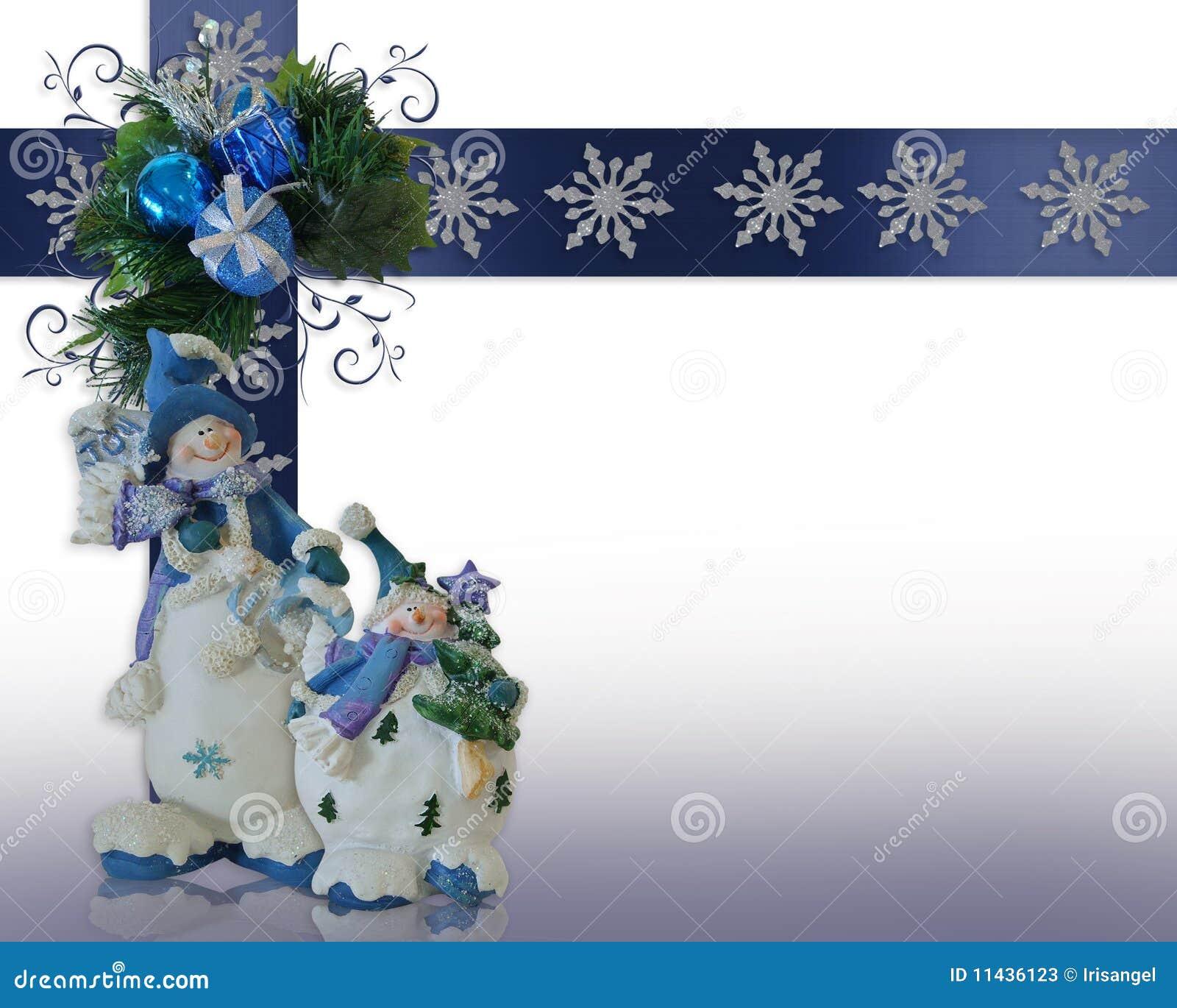 снеговик рождества граници предпосылки