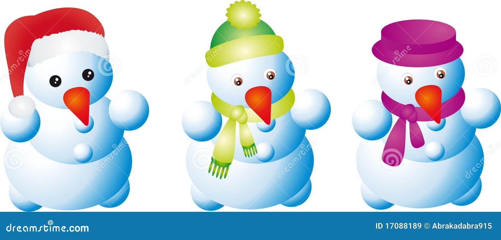 снеговик собрания традиционный