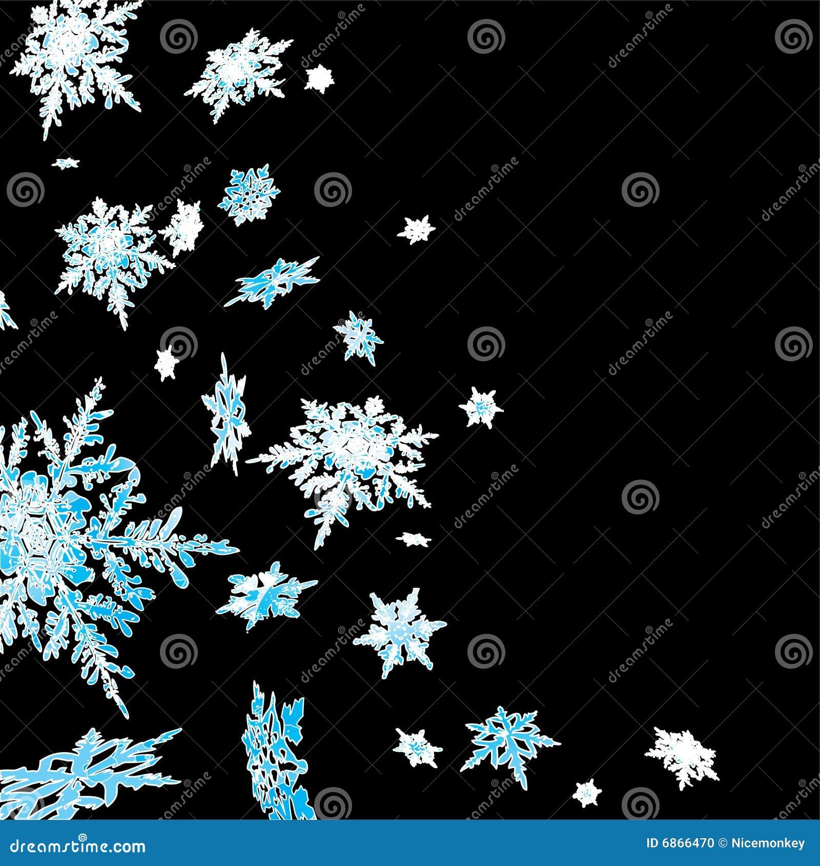 снежинка каскада
