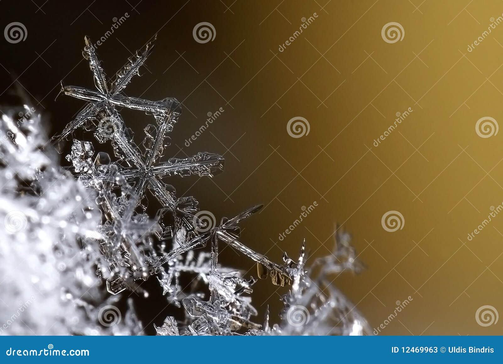 снежинка макроса