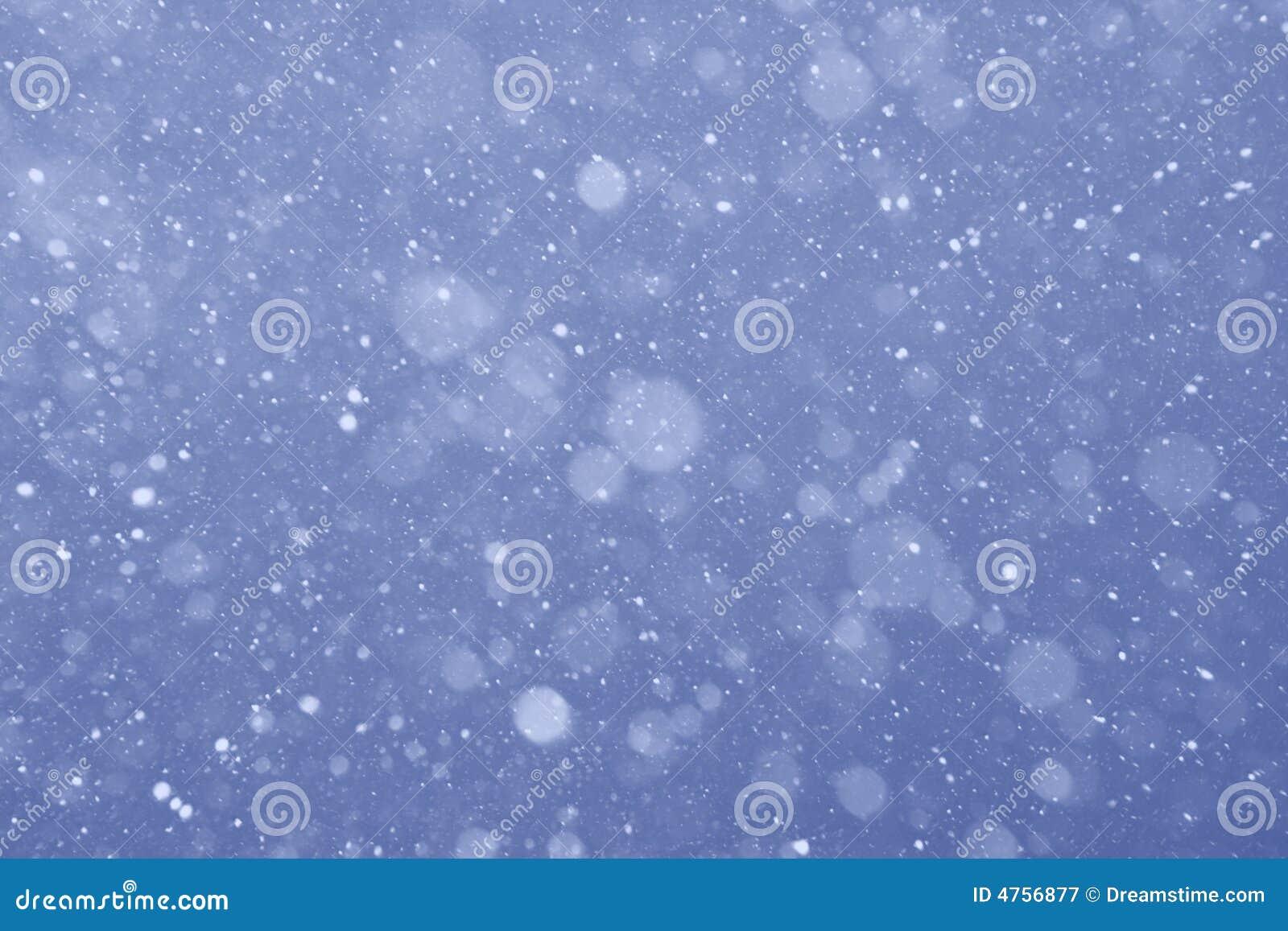 снежок вечера