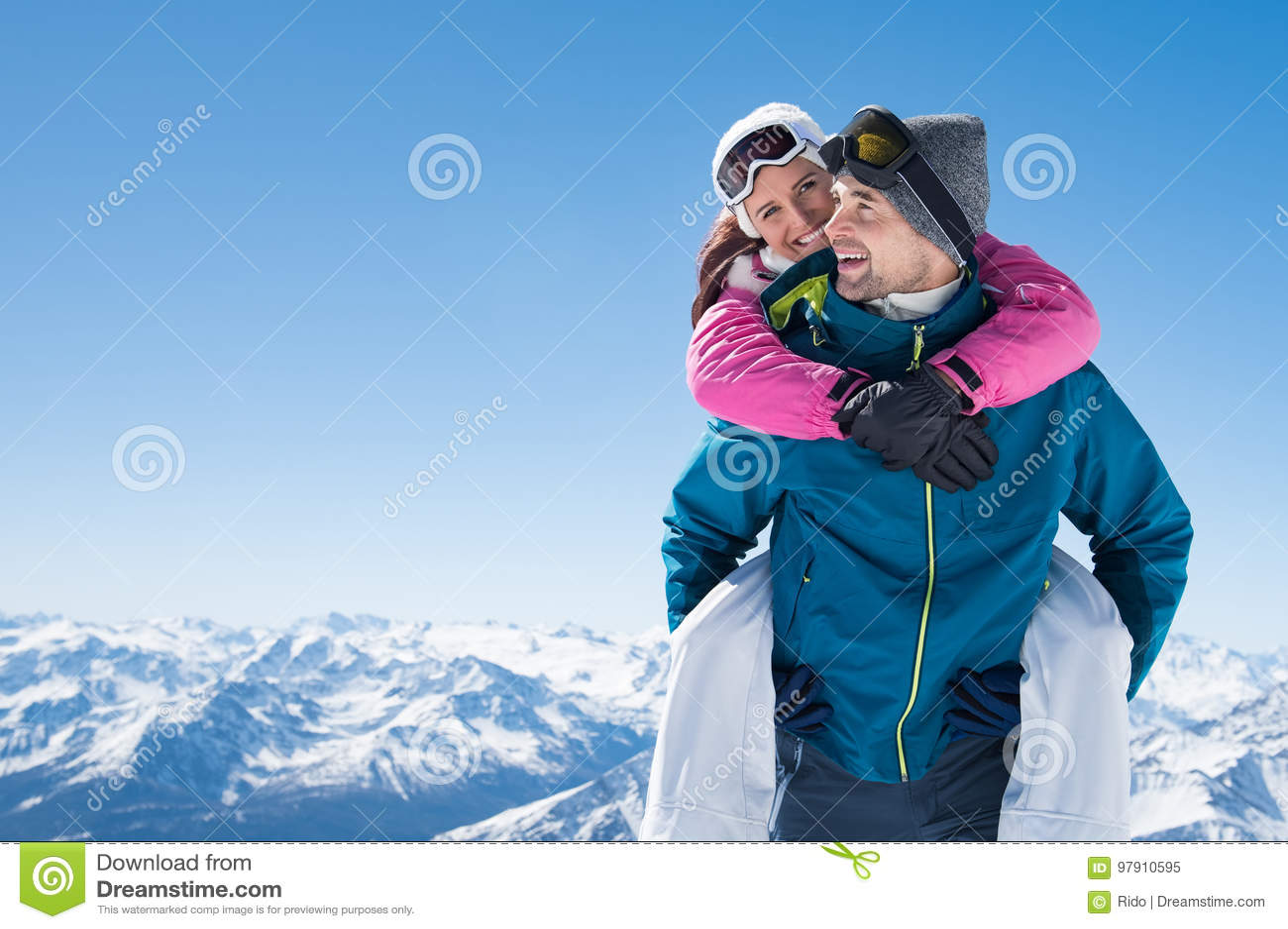 снежок пар счастливый