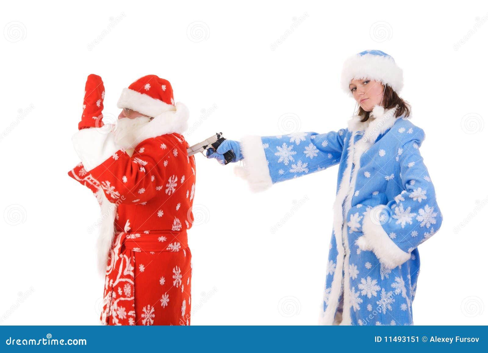 снежок claus девичий santa