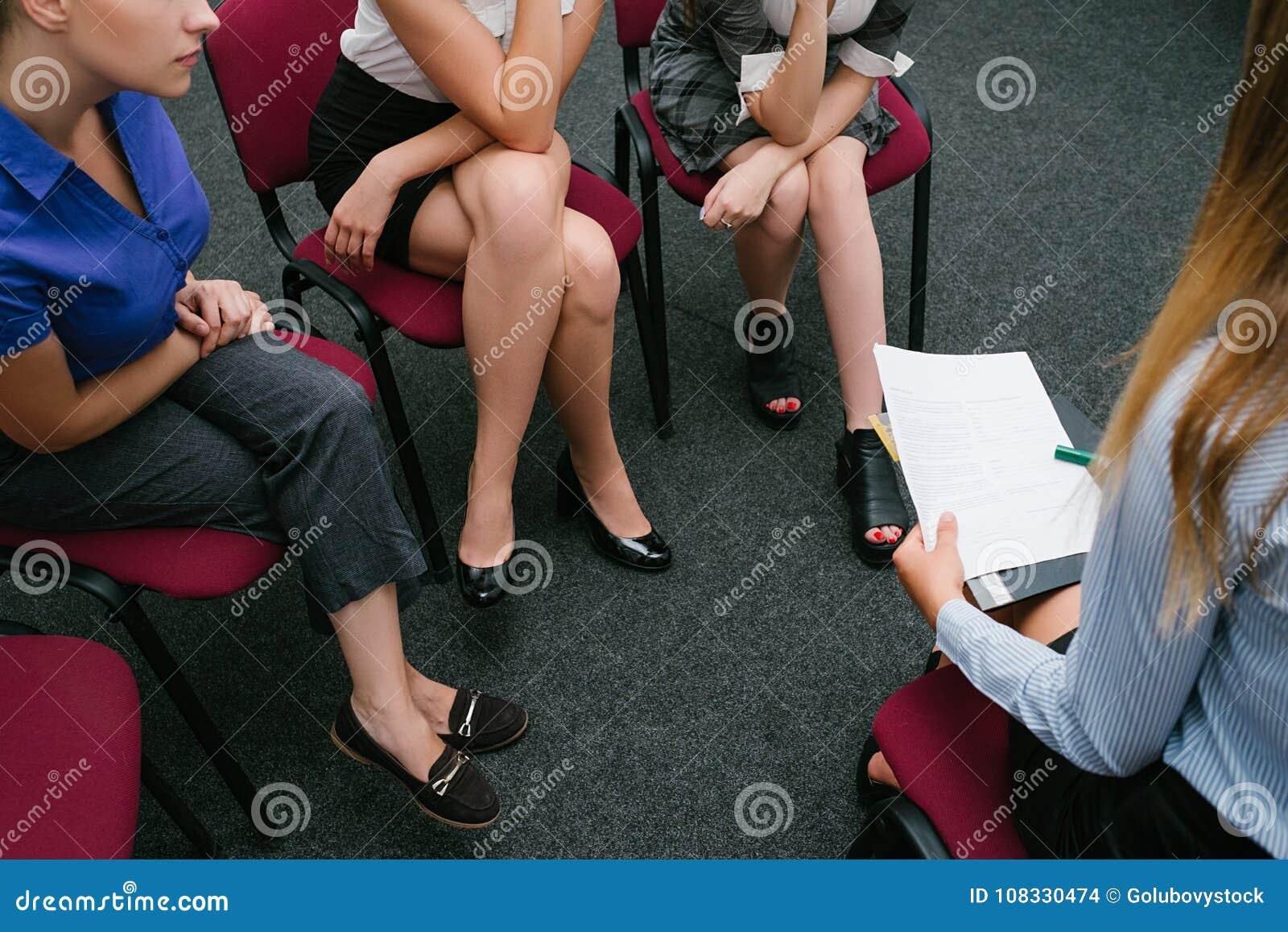 Собеседование для приема на работу консультации занятости ` s женщин