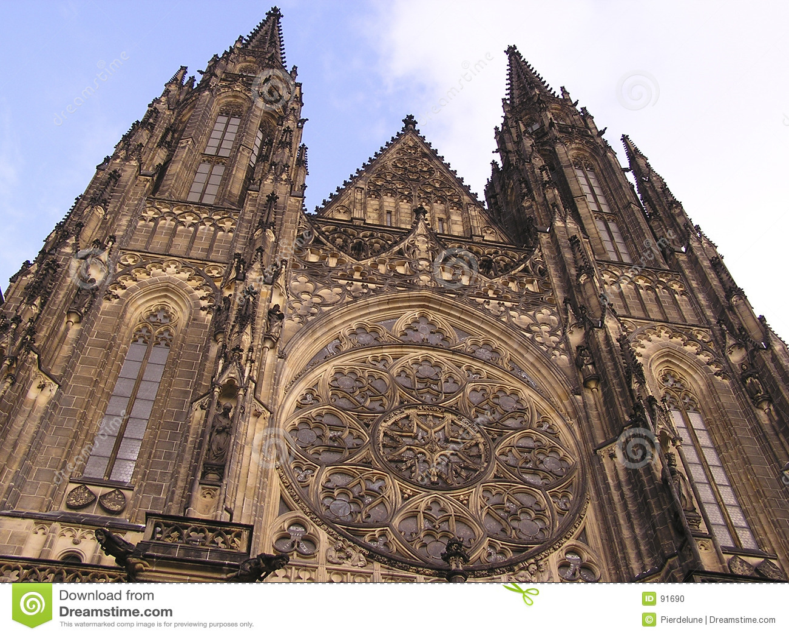 соборы monuments1 prague замока