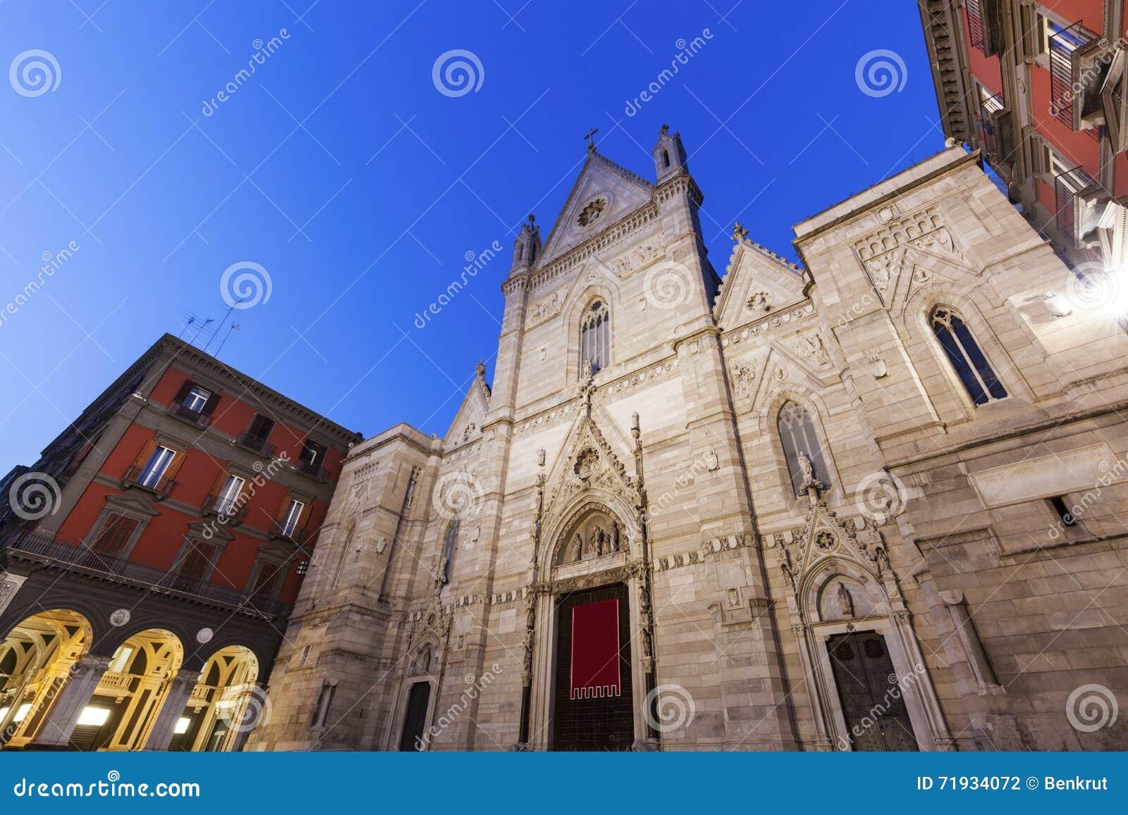 Собор Неаполь