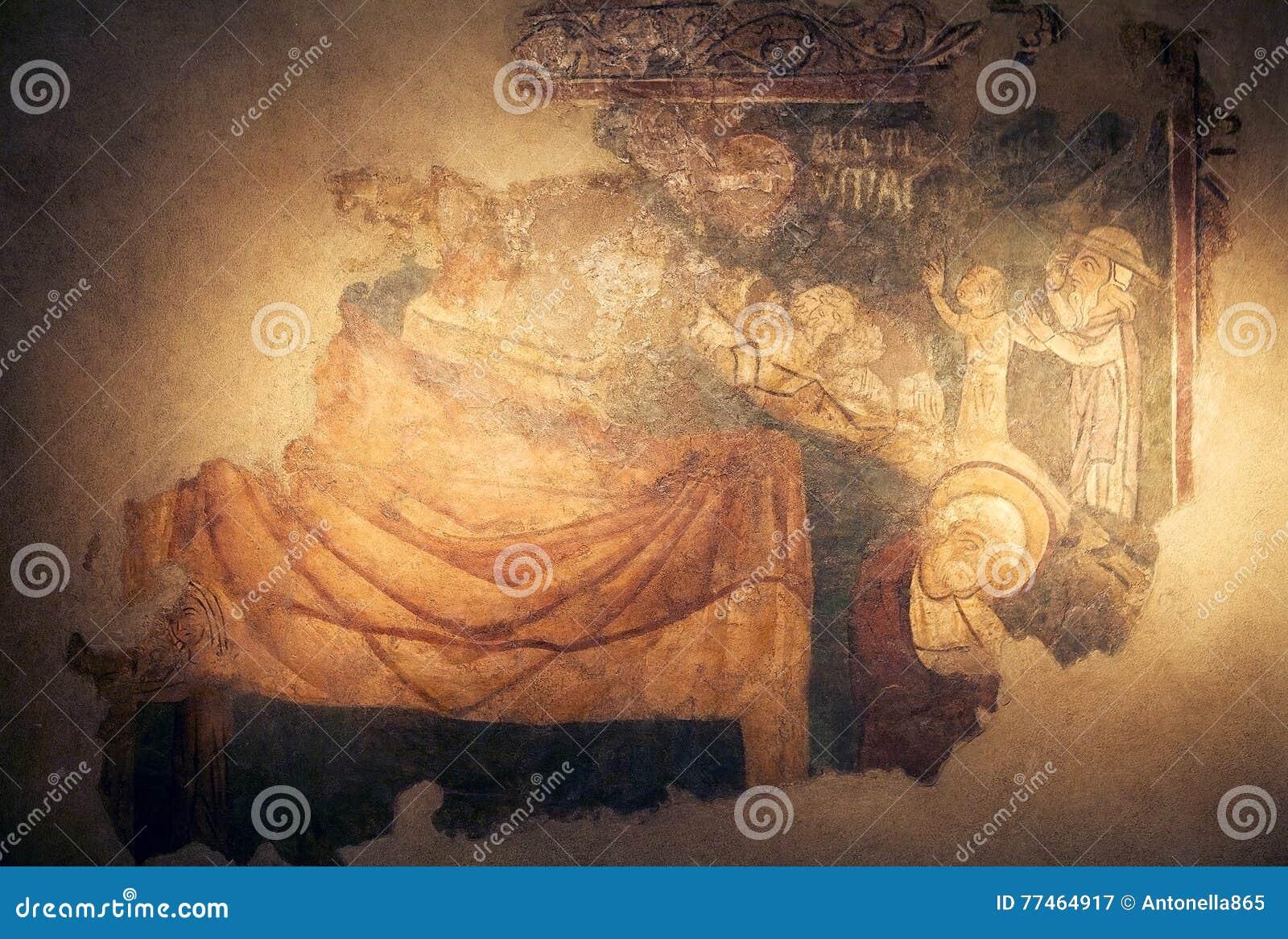 Собор Святого Rufino, Assisi, Италии