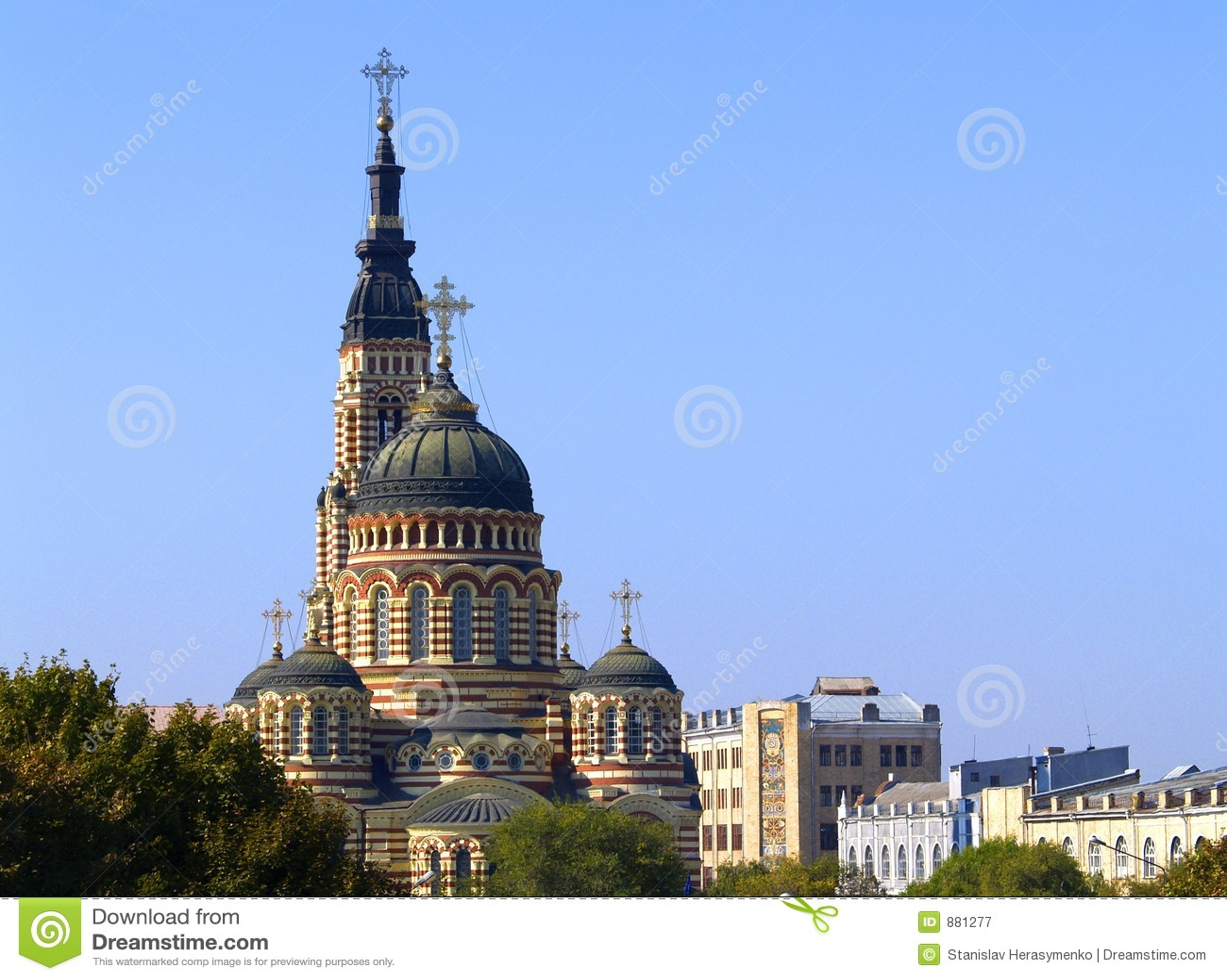 собор kharkov Украина