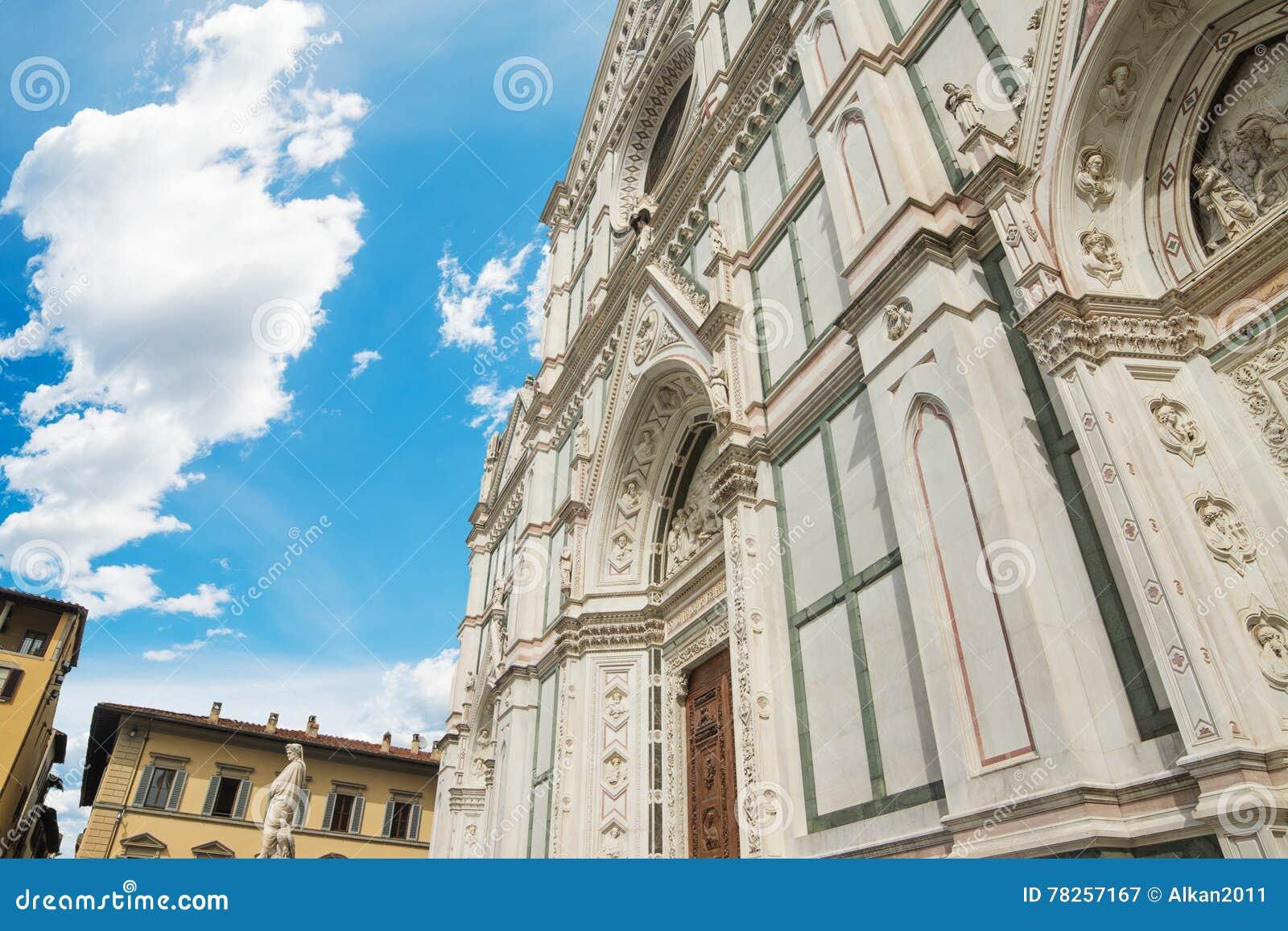 Собор Santa Croce в Флоренсе