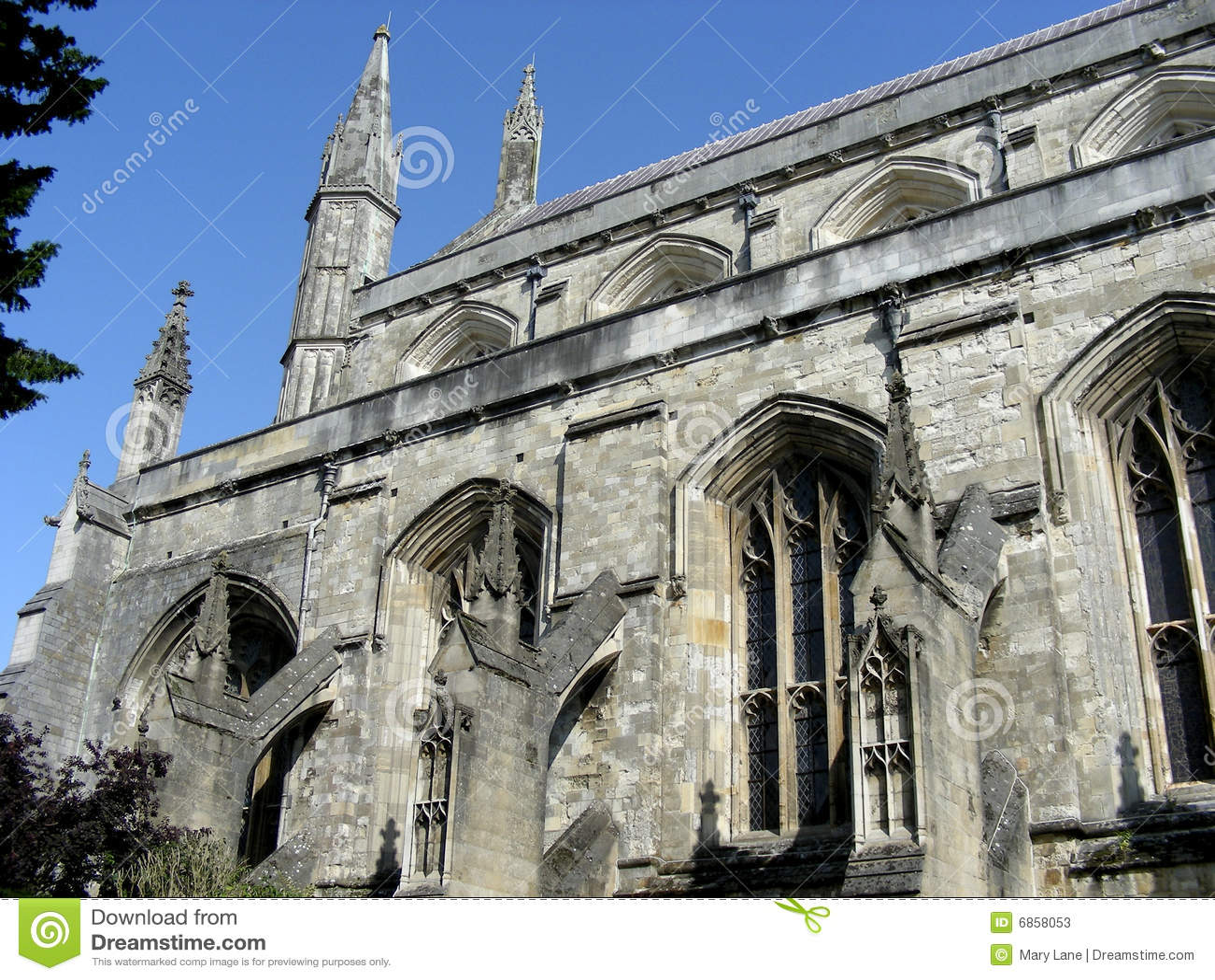 собор winchester