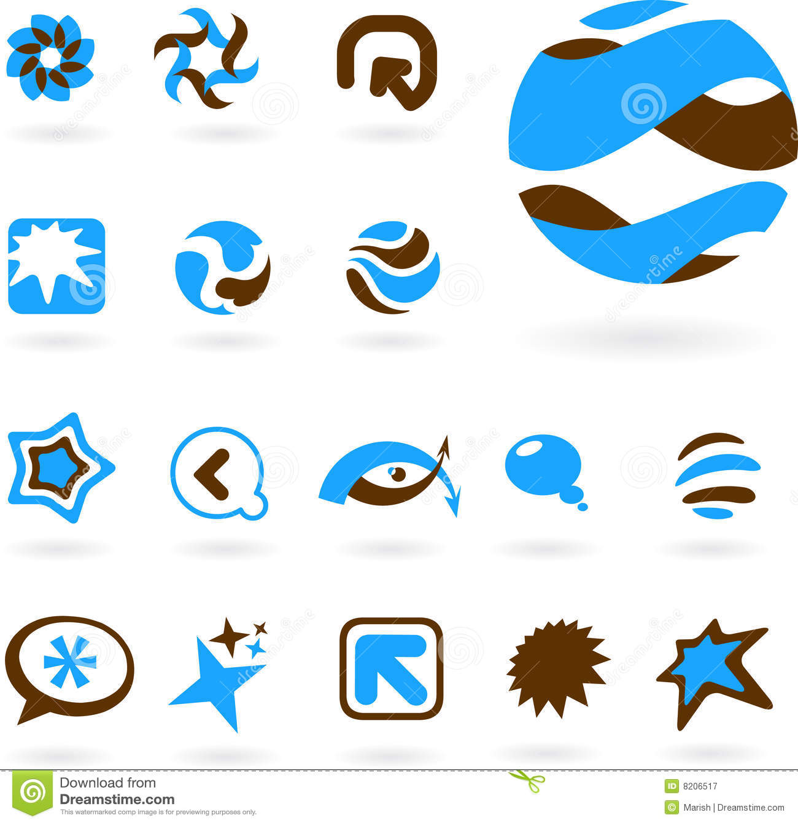 собрание абстрактных икон