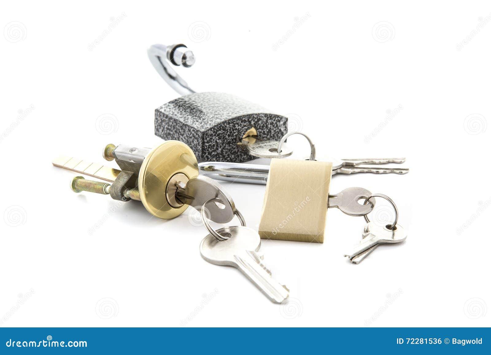 Download Собрание замков стоковое фото. изображение насчитывающей обеспеченность - 72281536