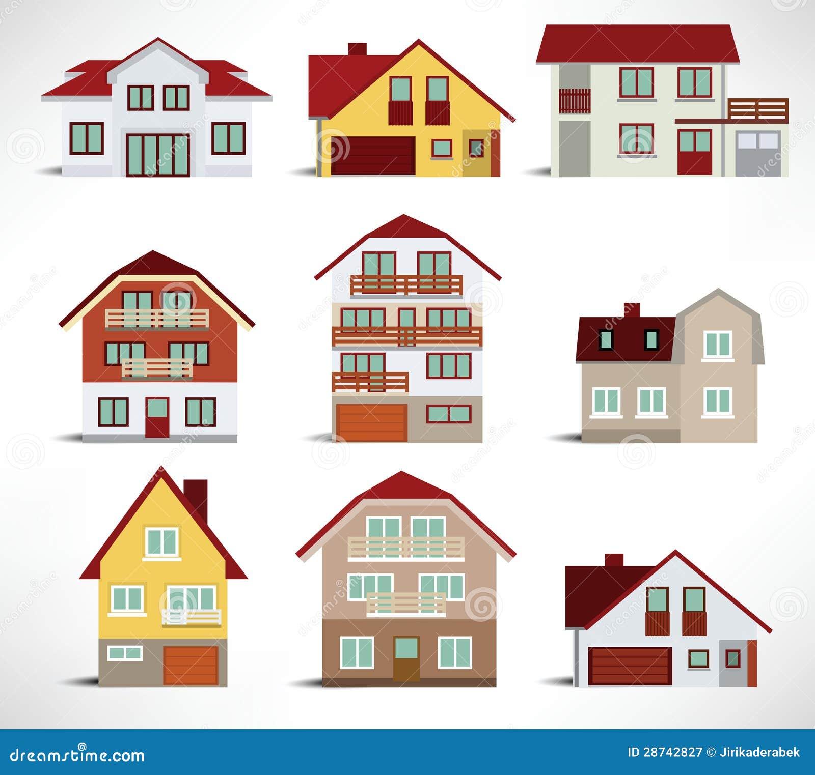 Собрание урбанских домов