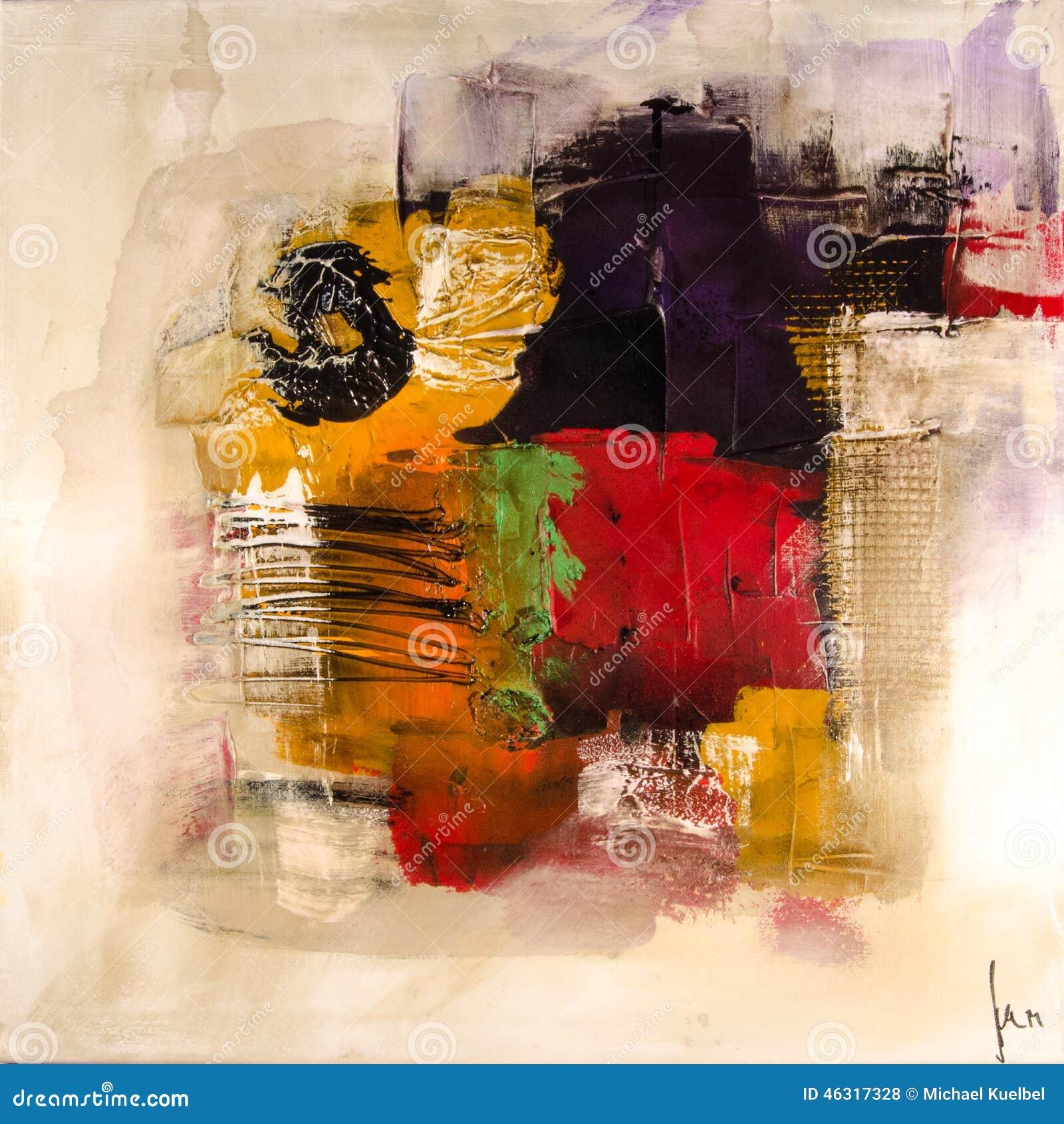 Современное абстрактное artprint изящного искусства картины