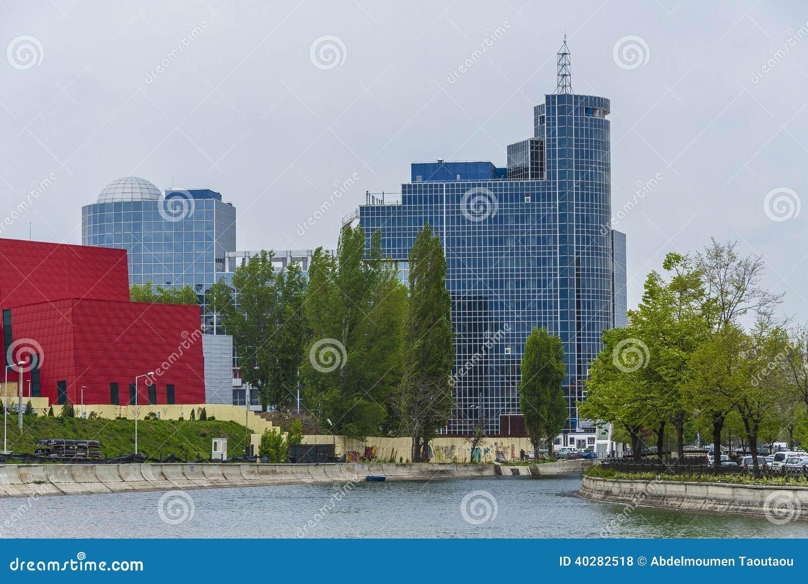 Современный Бухарест