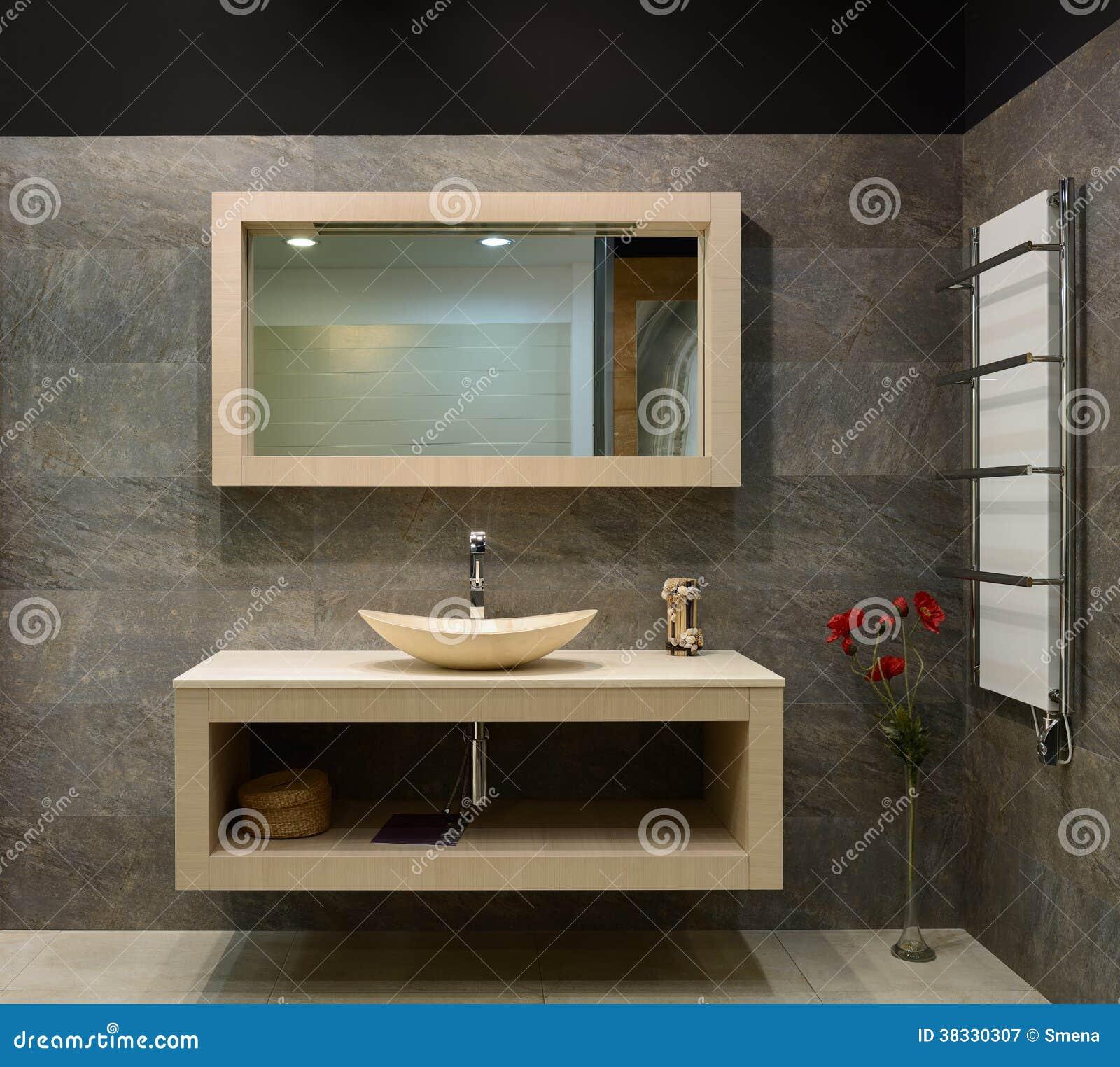 Современный интерьер. Ванная комната