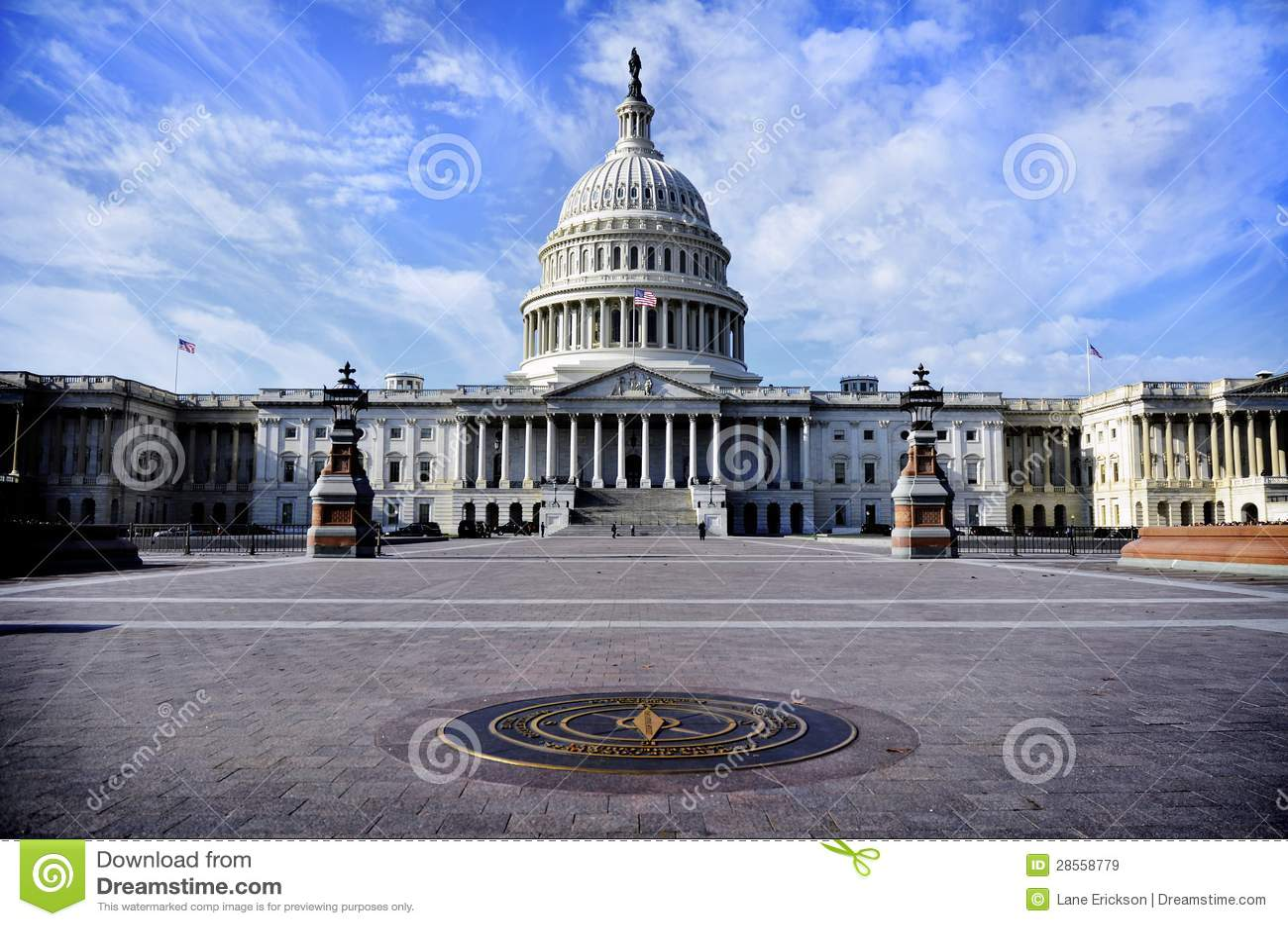 Соединенное здание капитолия положения