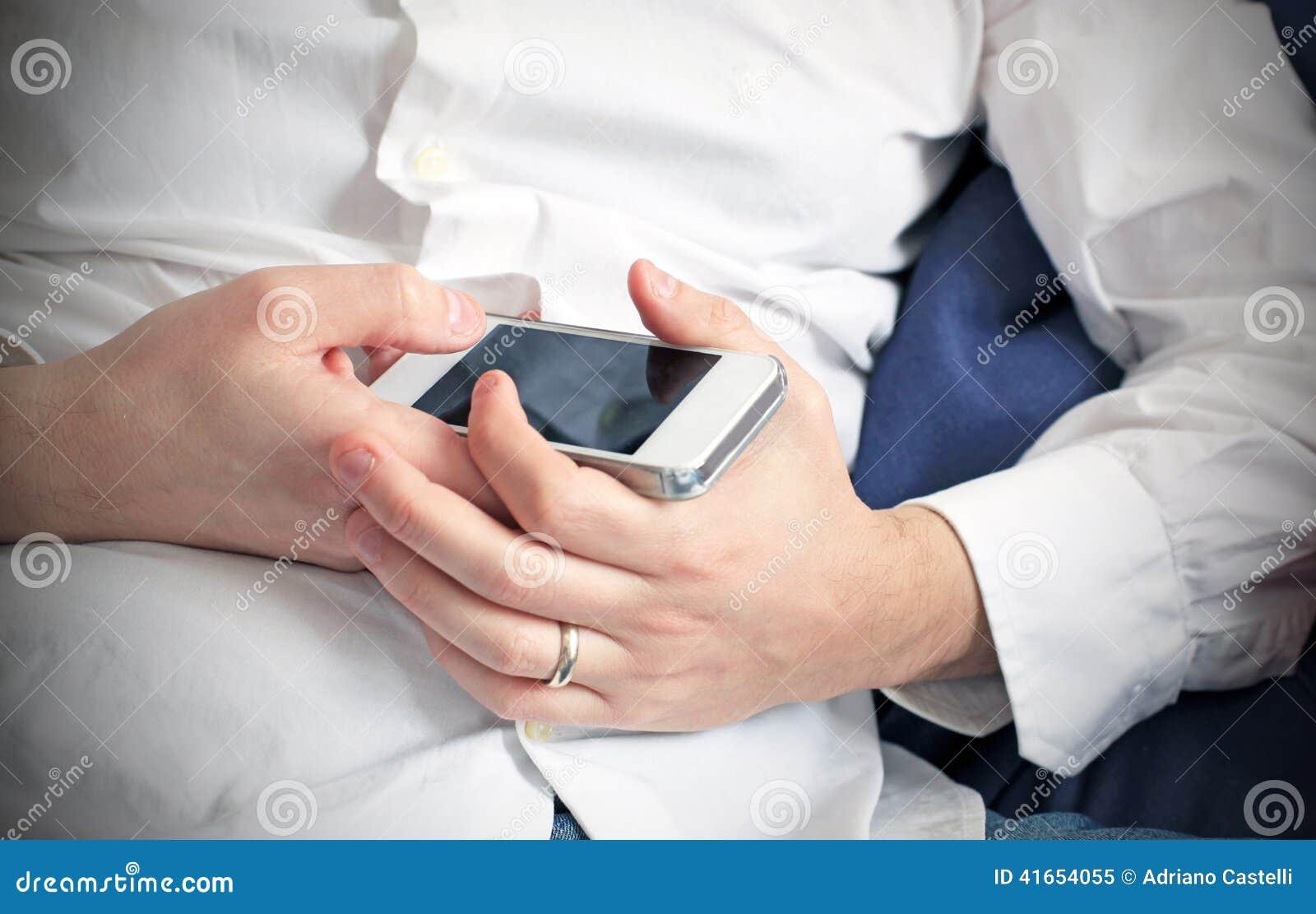 Соединяться через smartphone