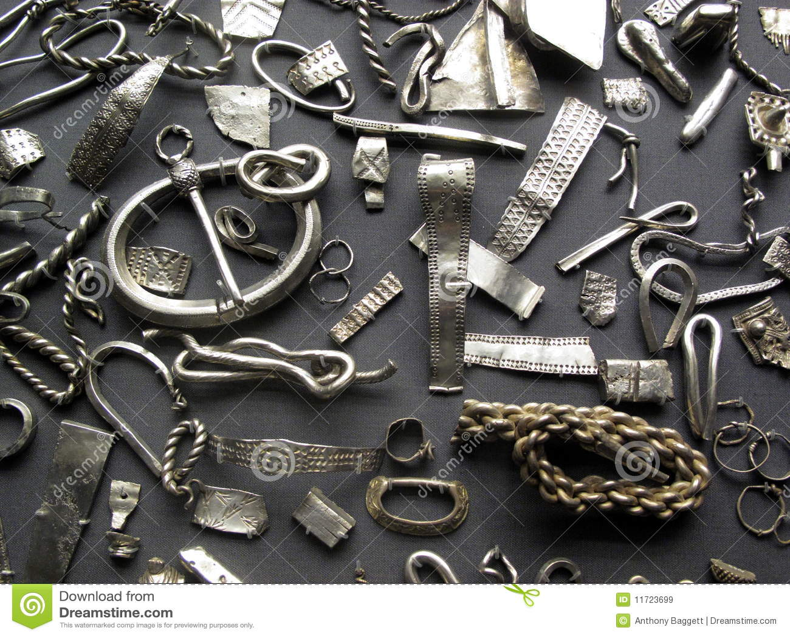 сокровище viking hoard