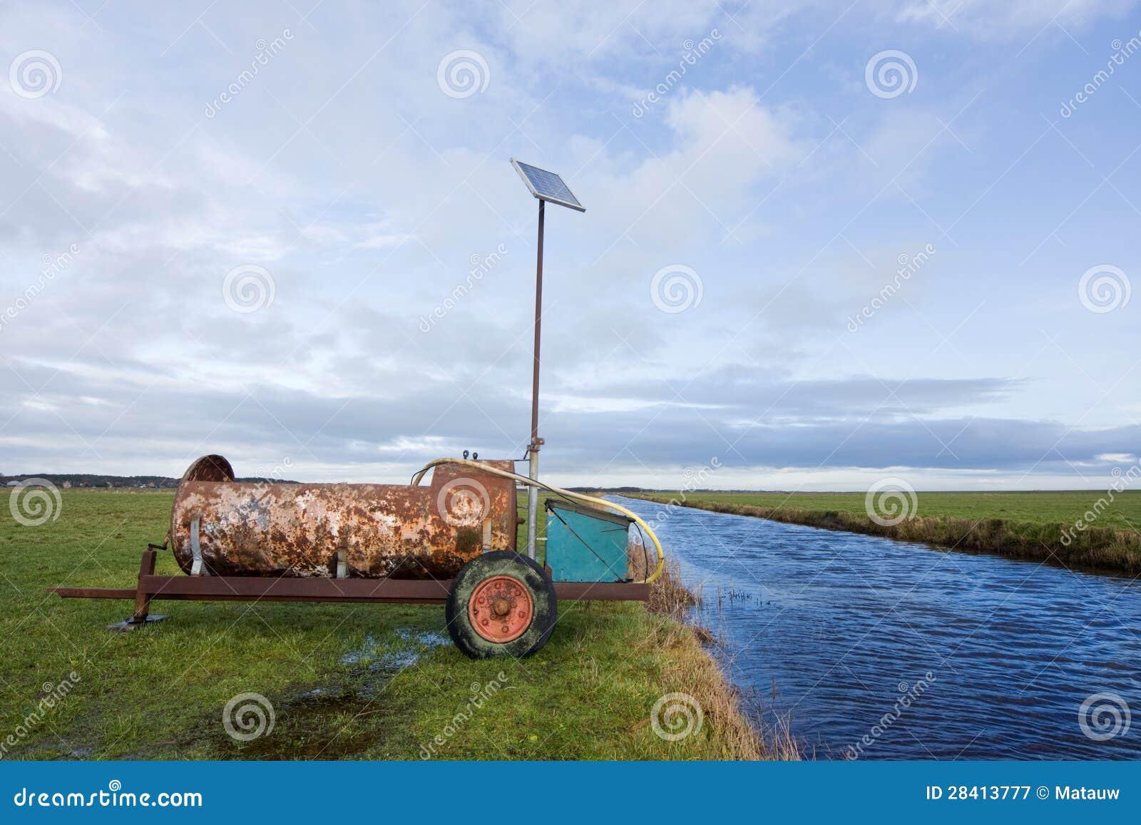 Солнечная энергия в земледелии