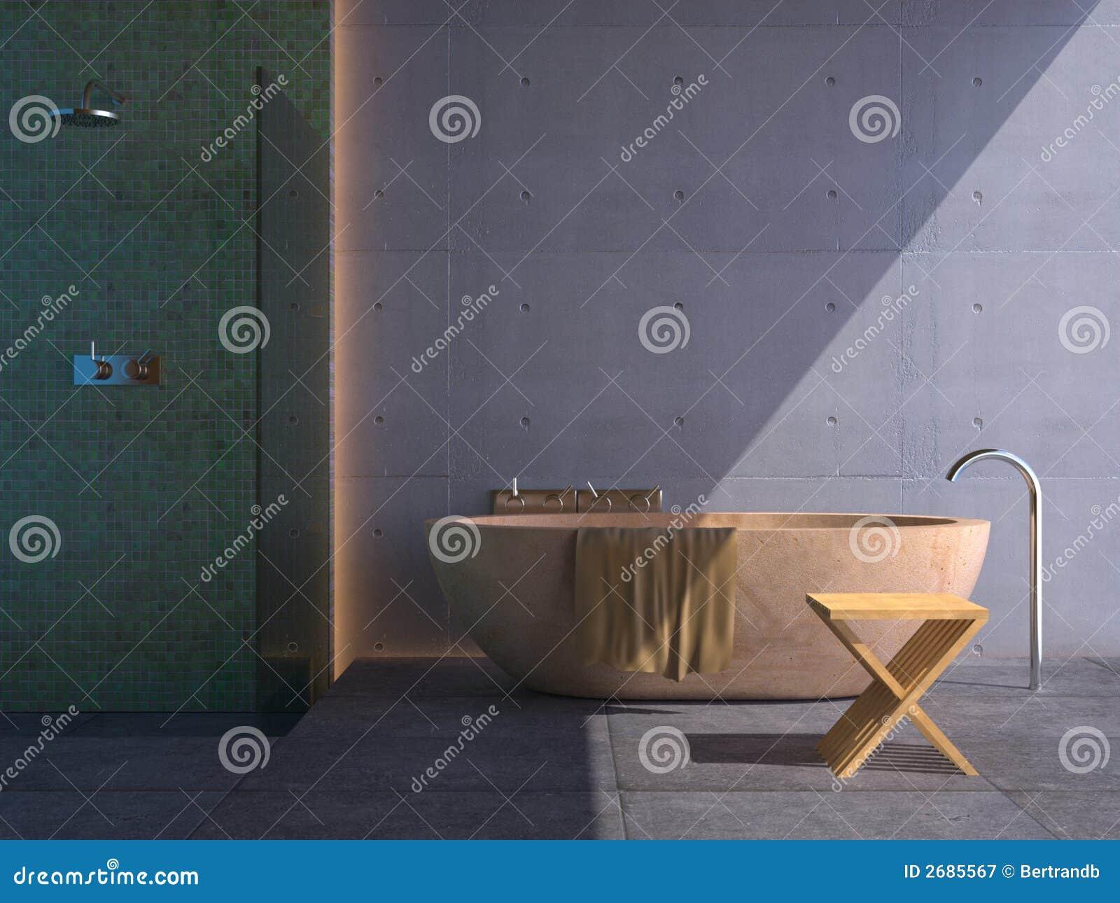 солнечное ванной комнаты самомоднейшее