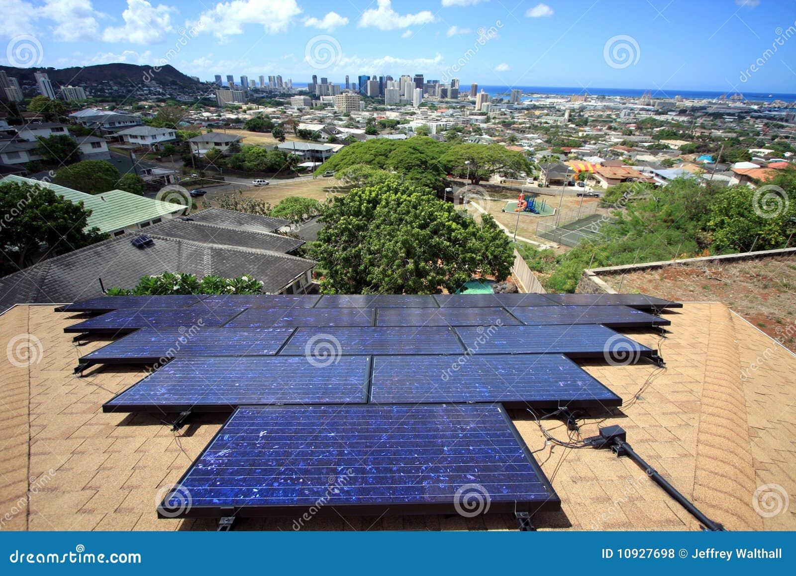 солнечное дома фотовольтайческое
