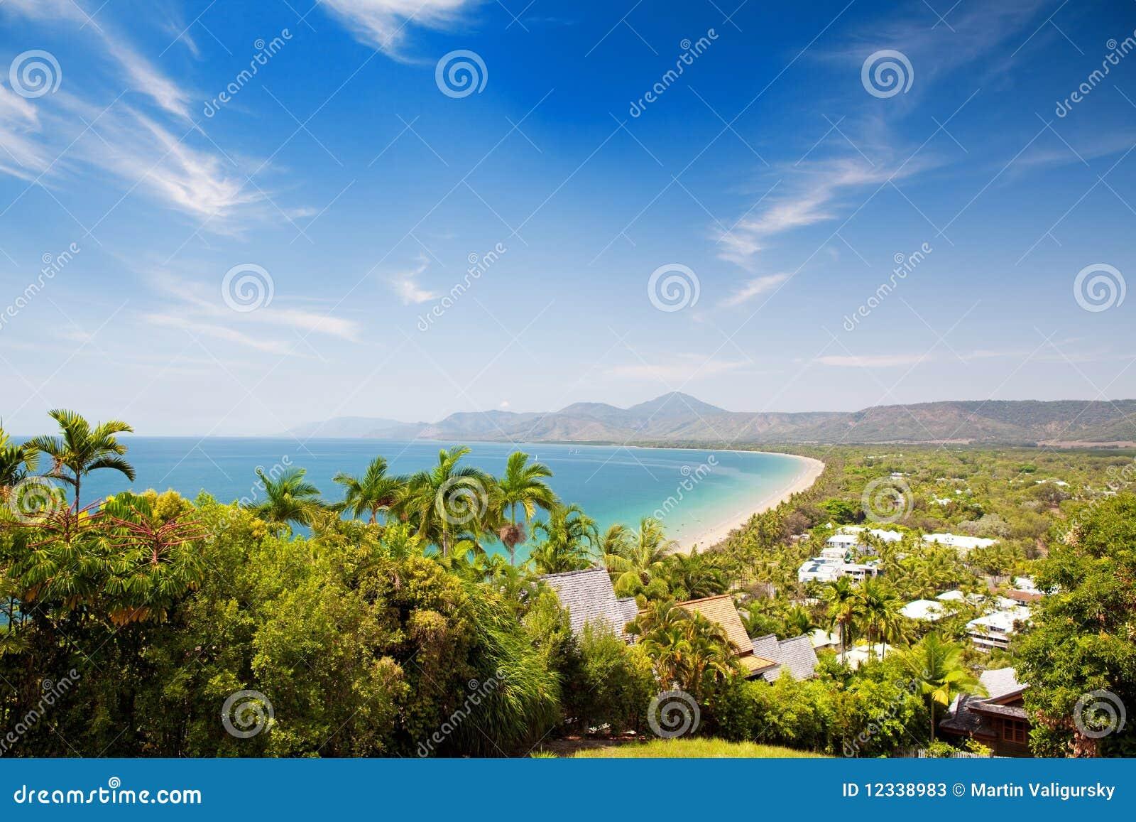 солнечное douglas дня пляжа гаван