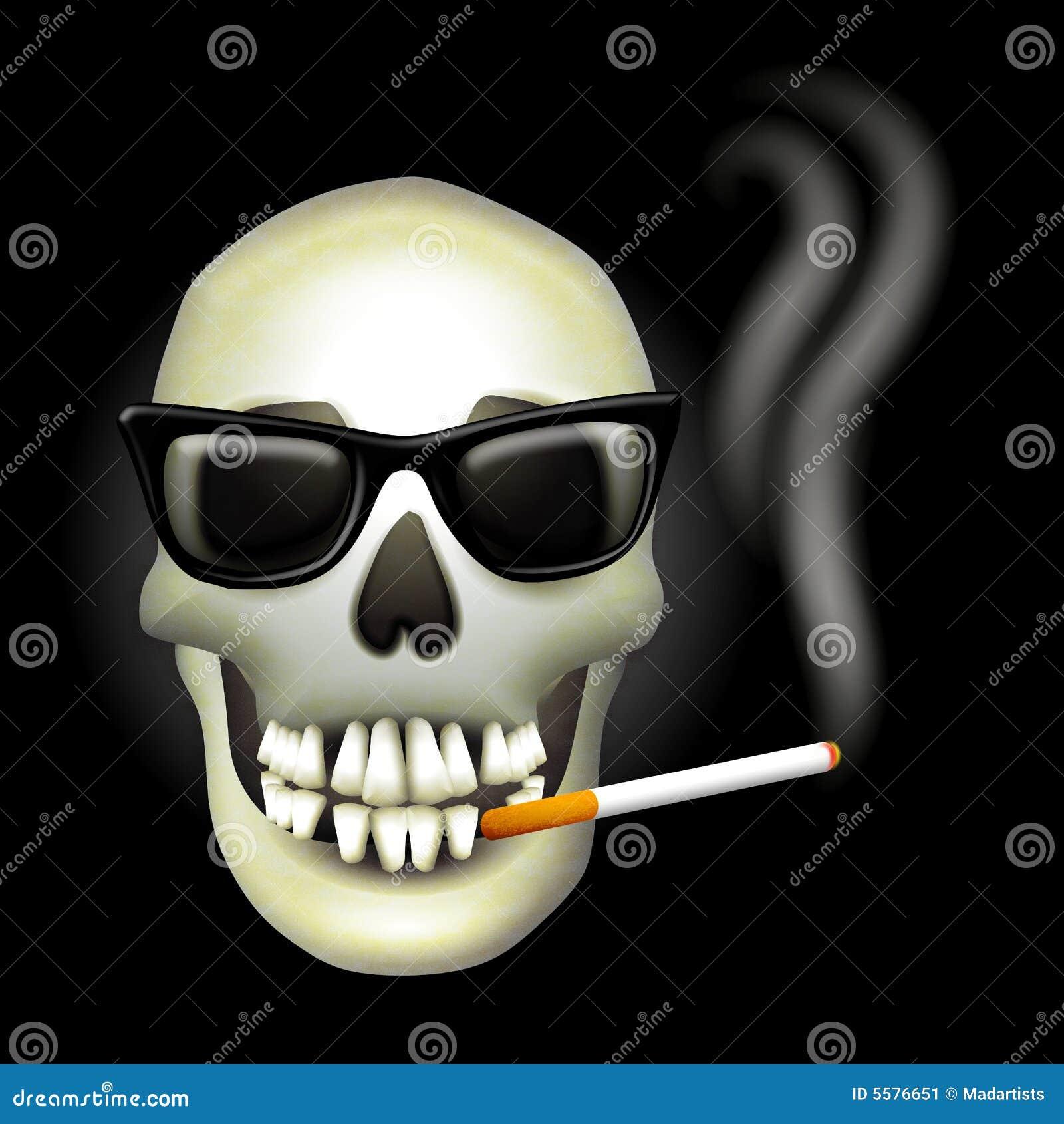 солнечные очки черепа куря