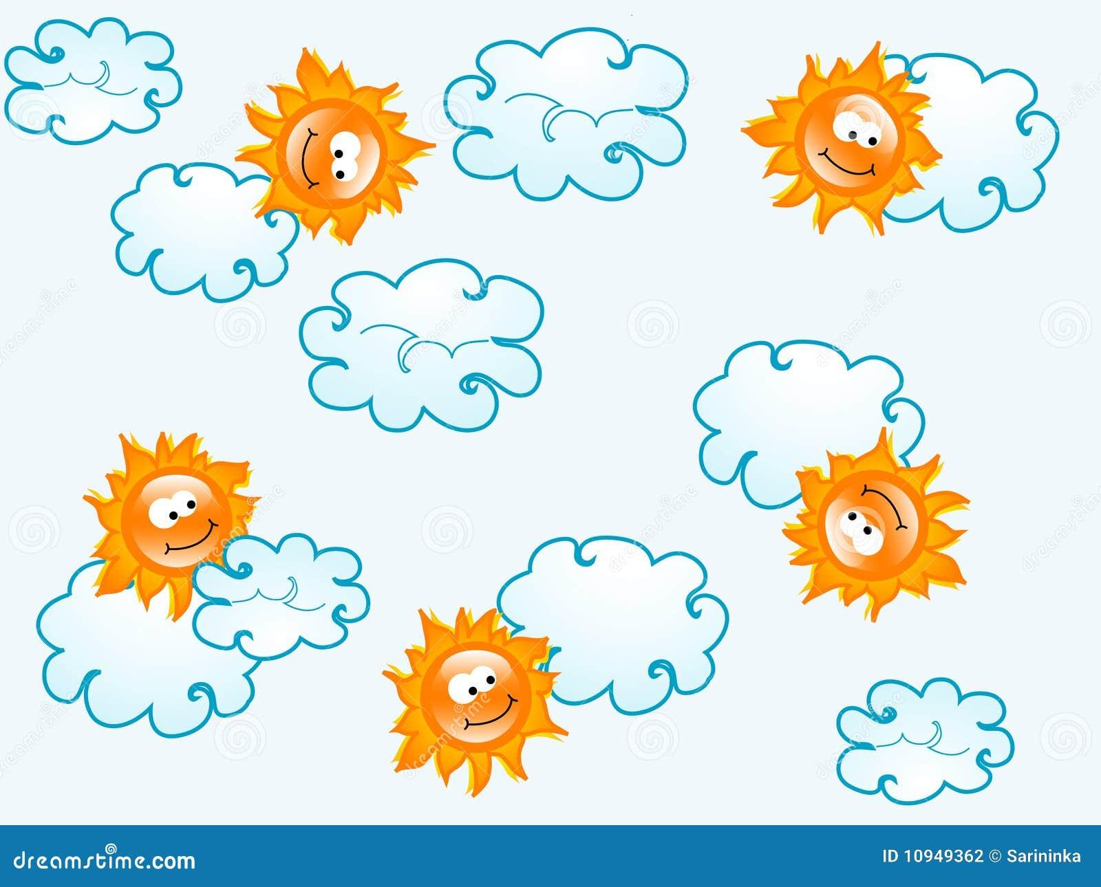 солнца картины