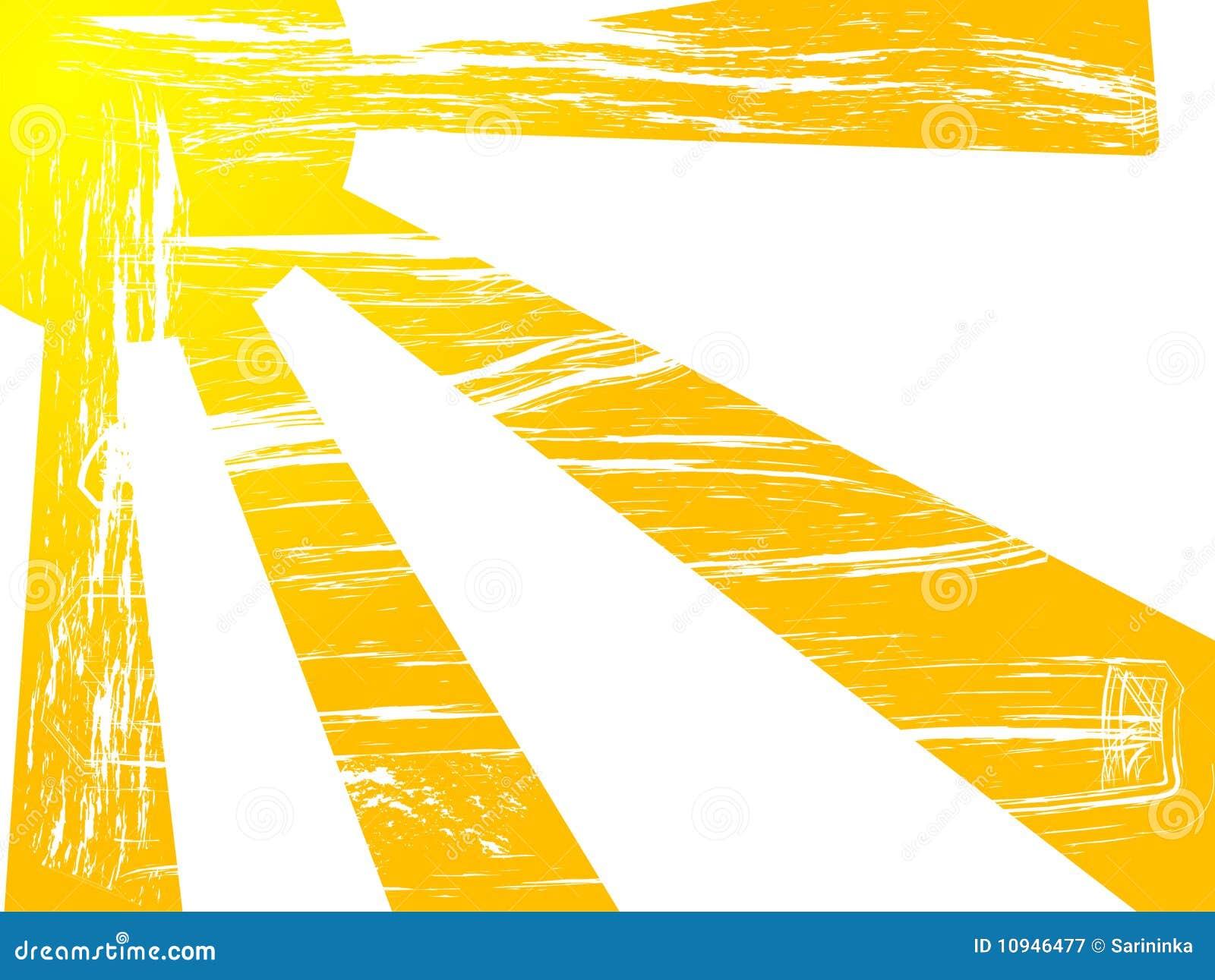 солнце grunge