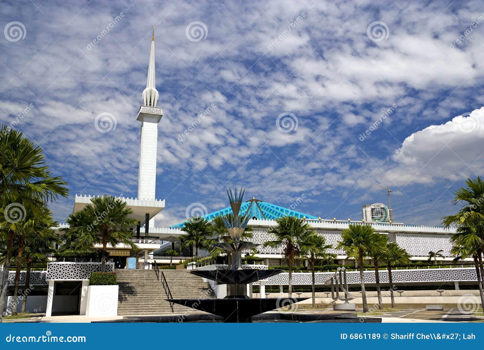 соотечественник мечети Малайзии