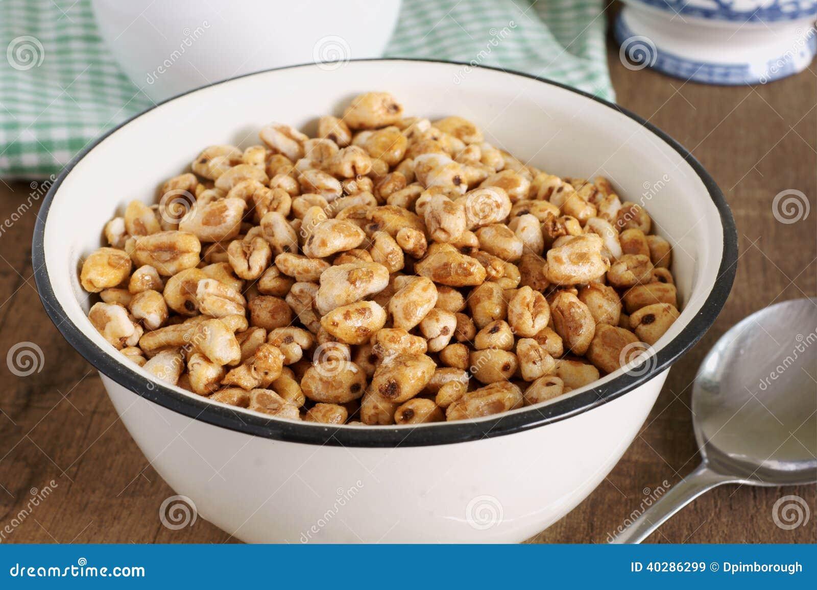 Сопенные хлопья пшеницы