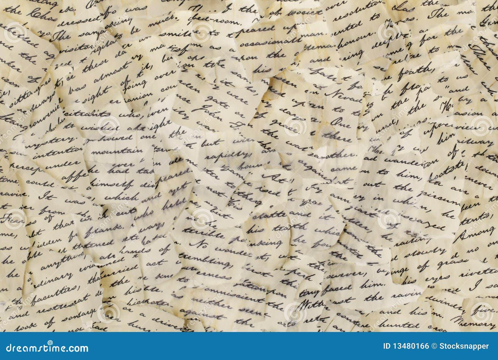 сорванные письма