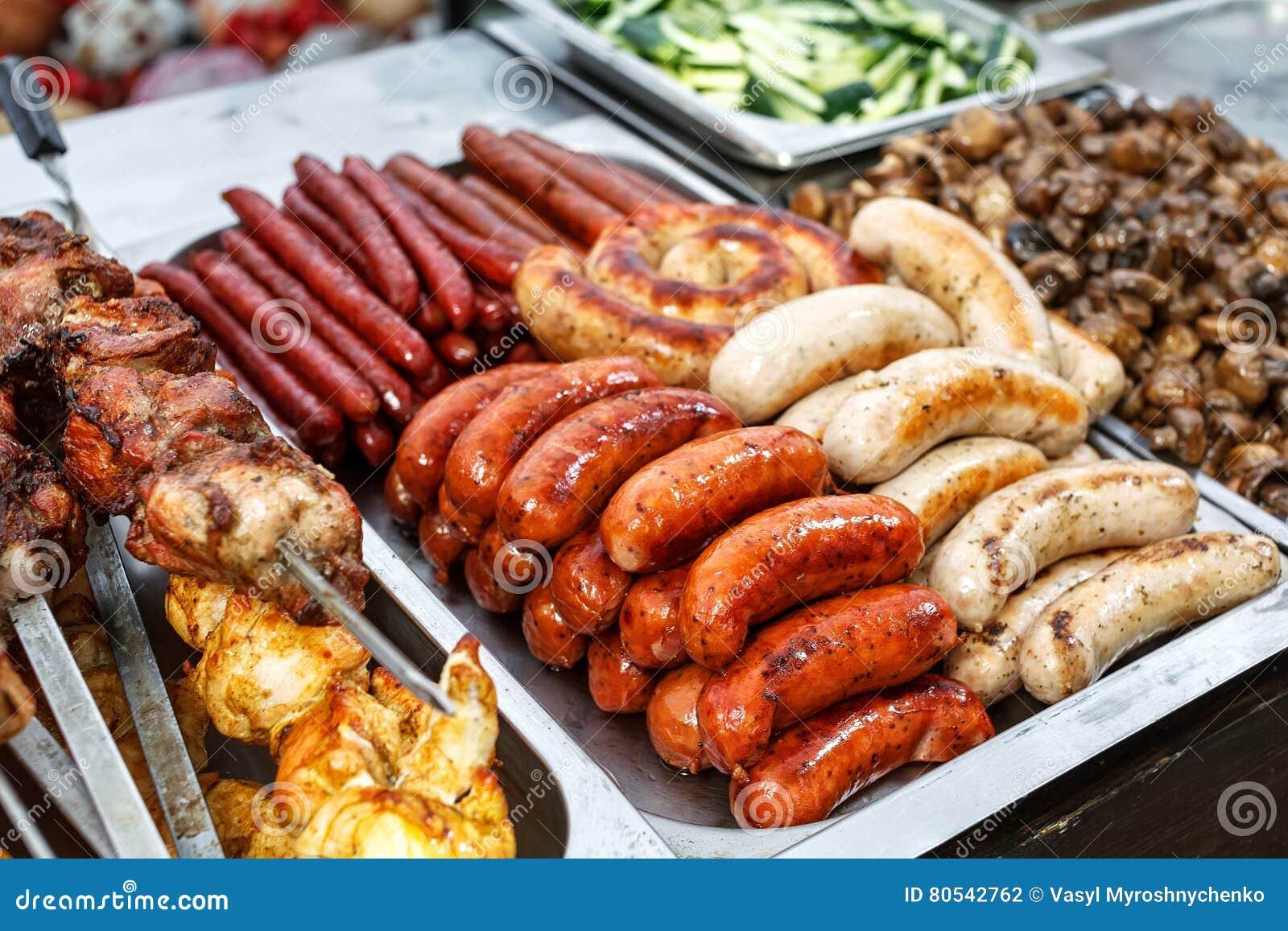 Немецкие сосиськи