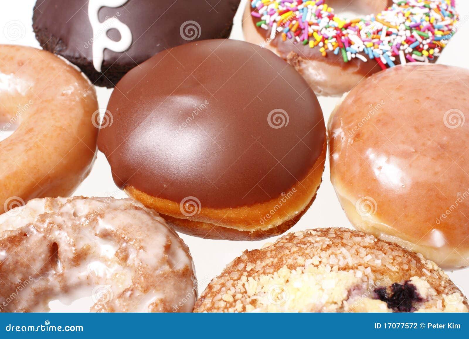 сортированные donuts