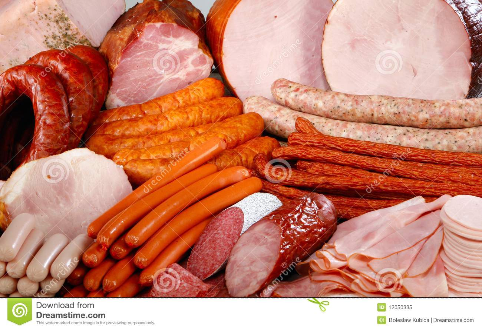 сосиска мяса