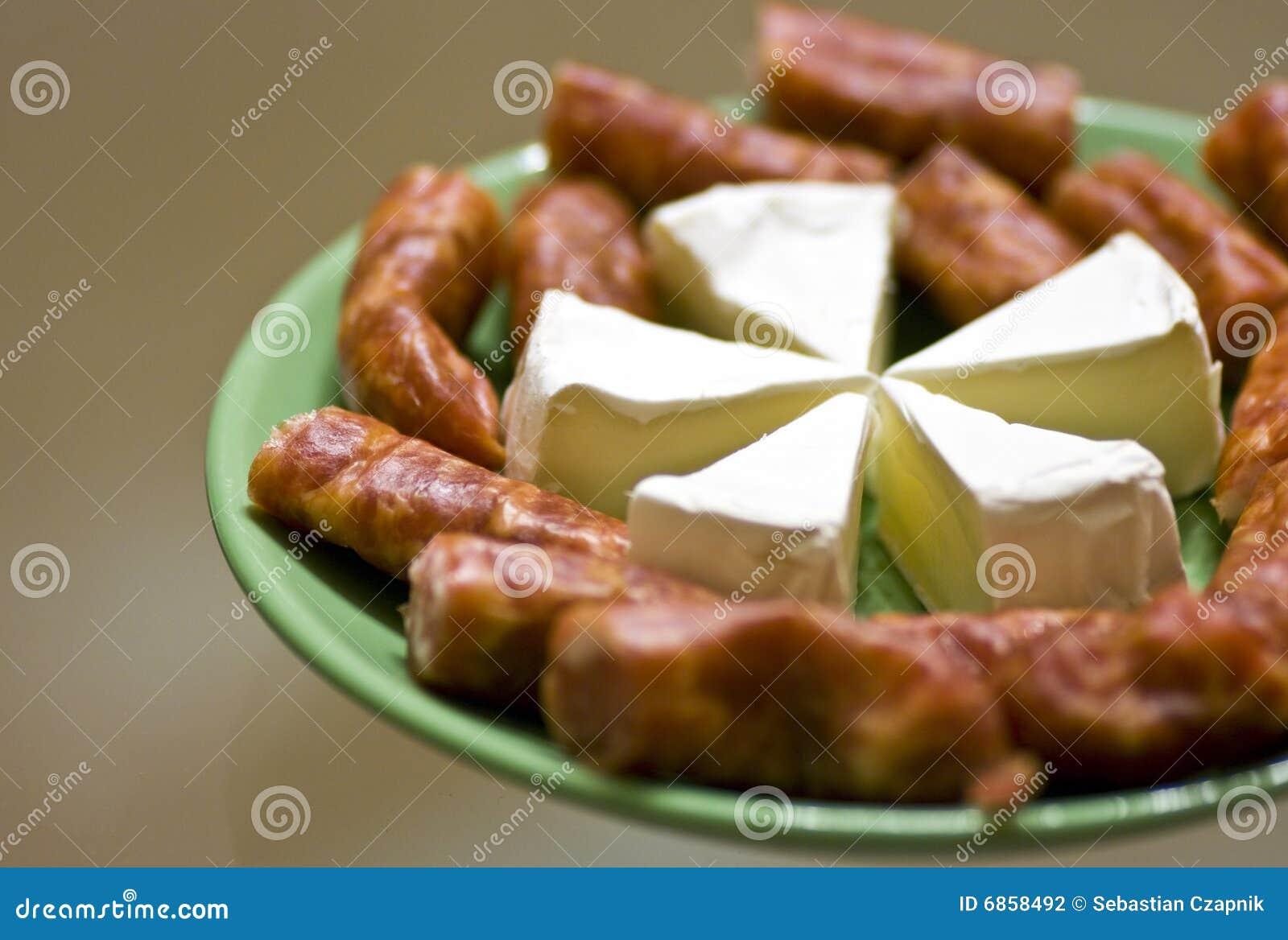 сосиски сыра