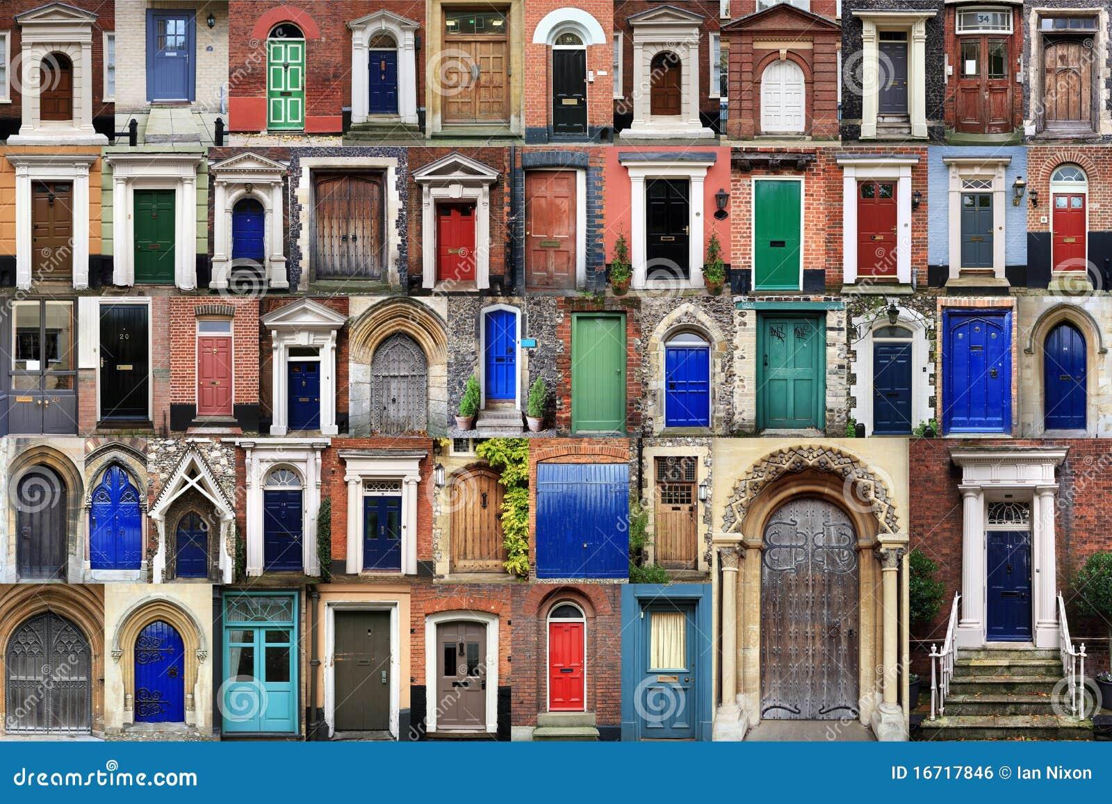 составной фронт дверей