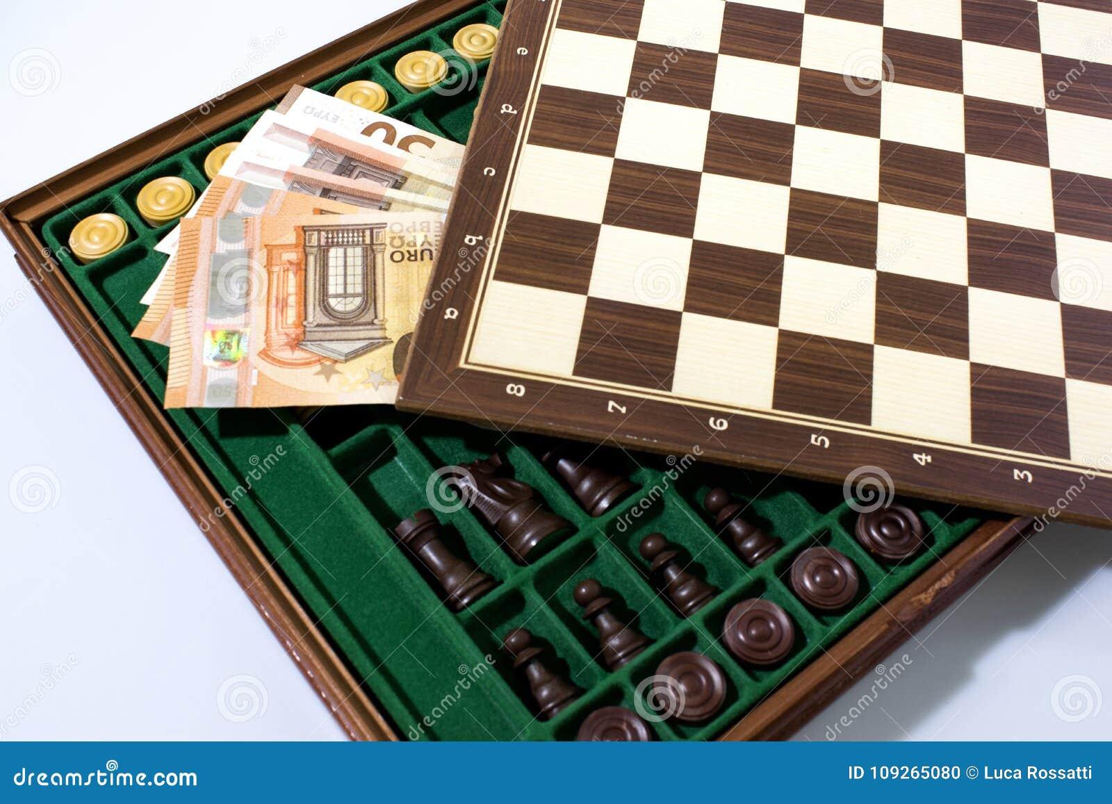 игры i на деньги шахматы с