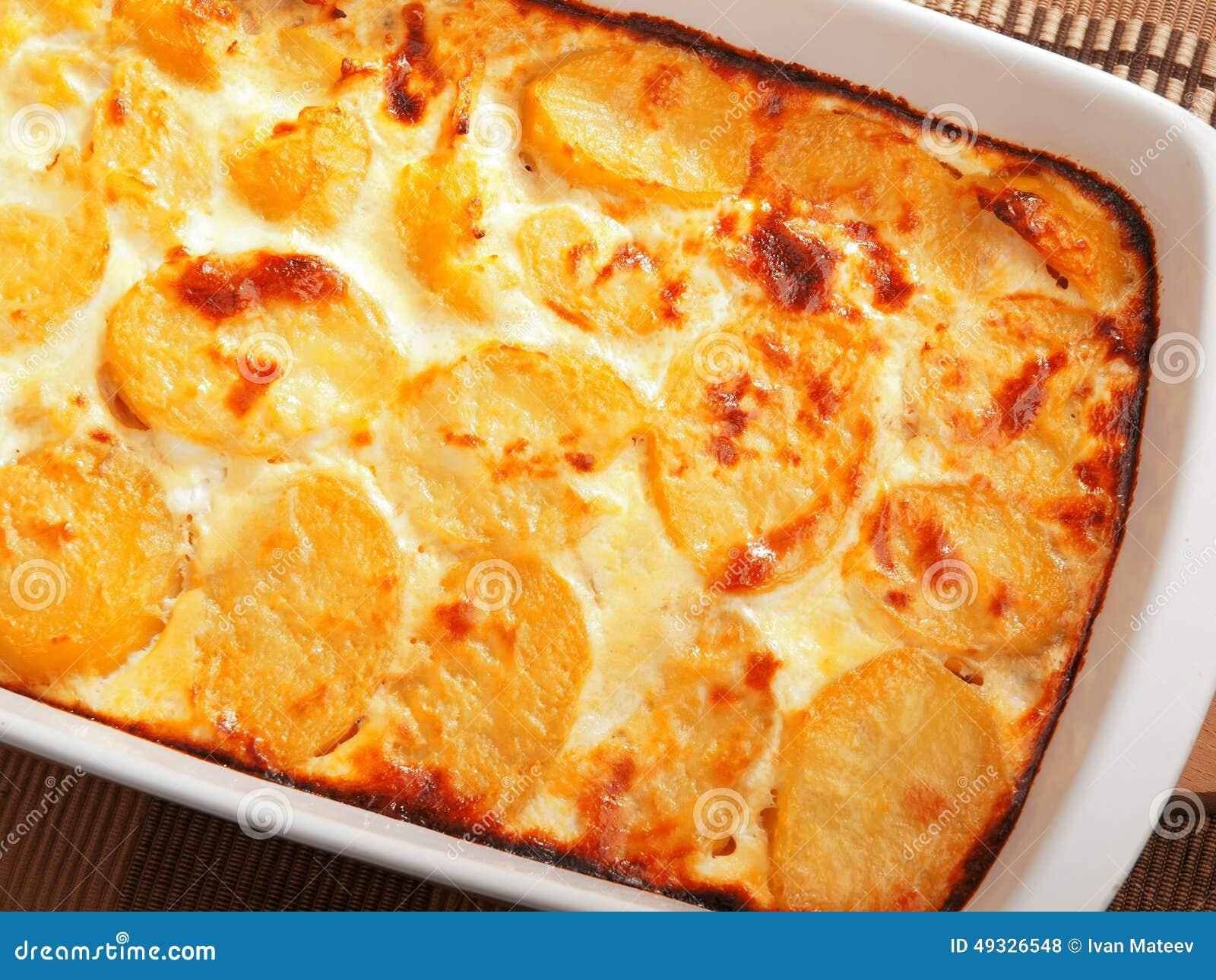Сотейник картошки