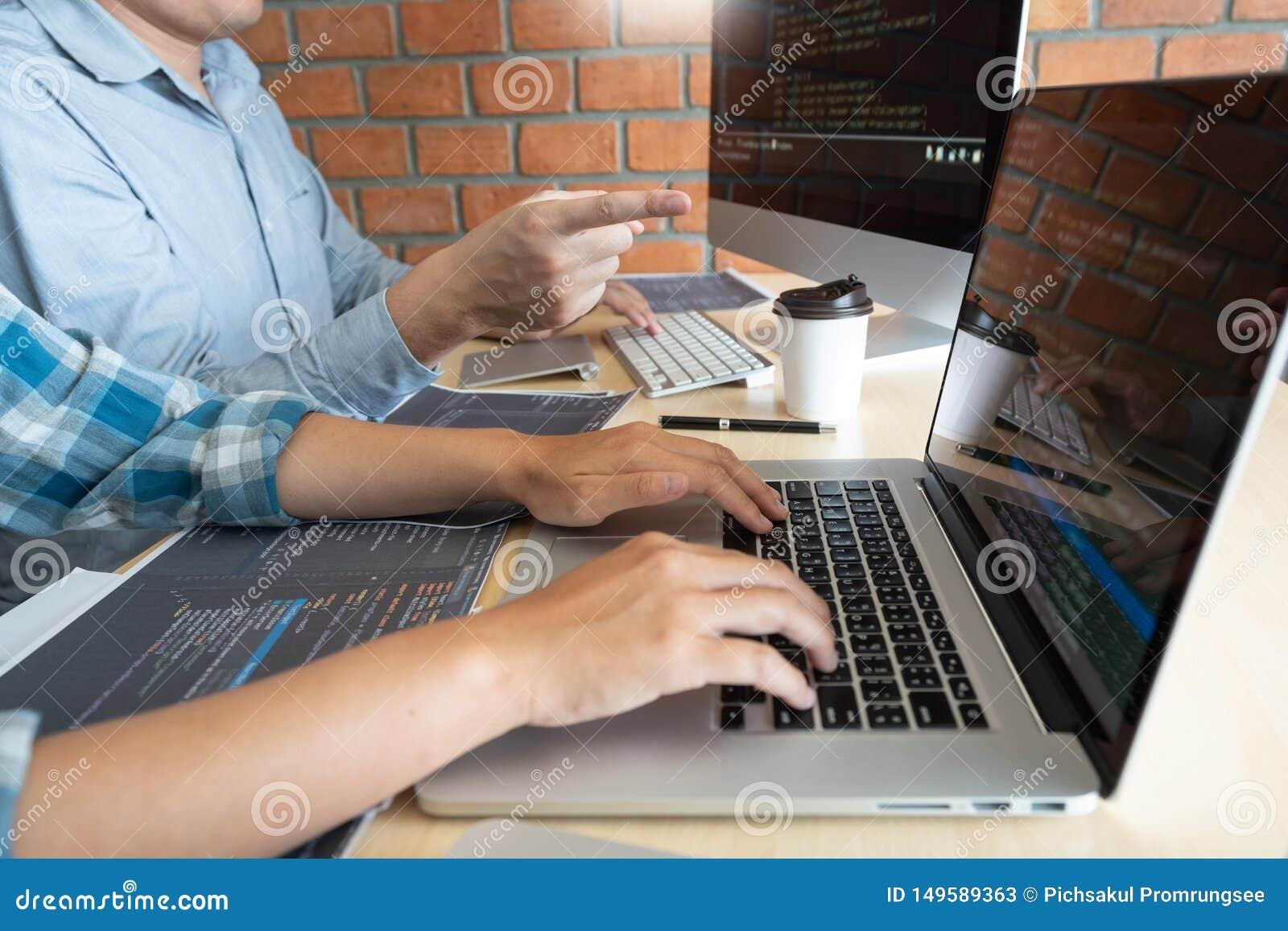 Сотруднические технологии разработчика вебсайта инженеров по программному обеспечению работы или кодирвоание программиста работая