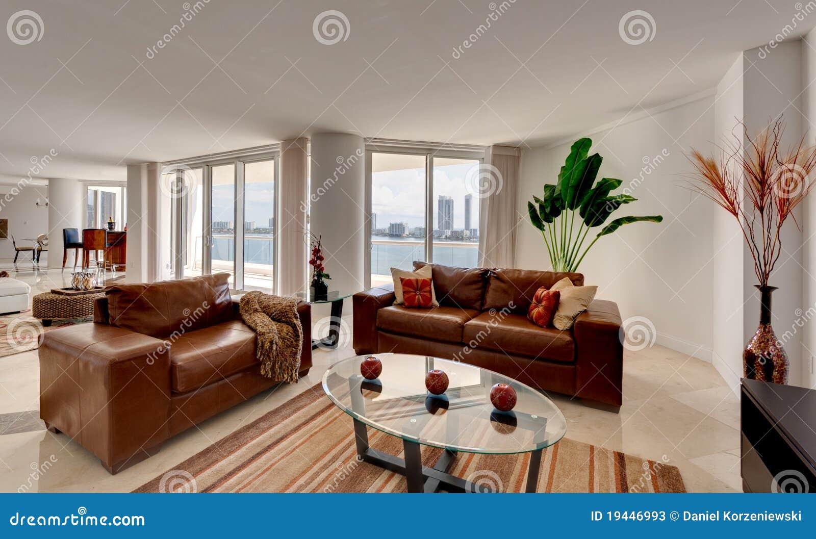 софа квартиры кожаная самомоднейшая