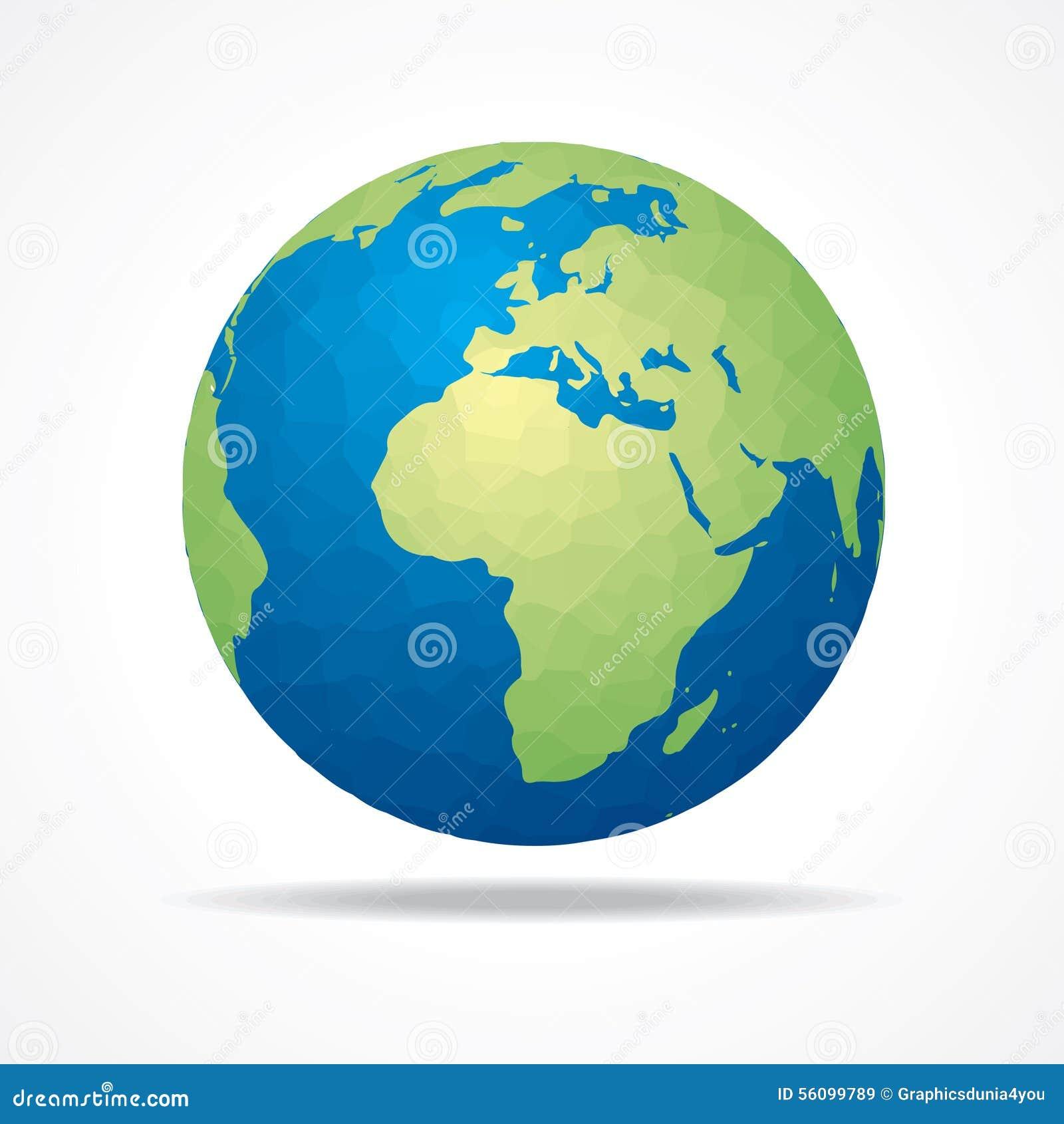 Сохраньте концепцию земли