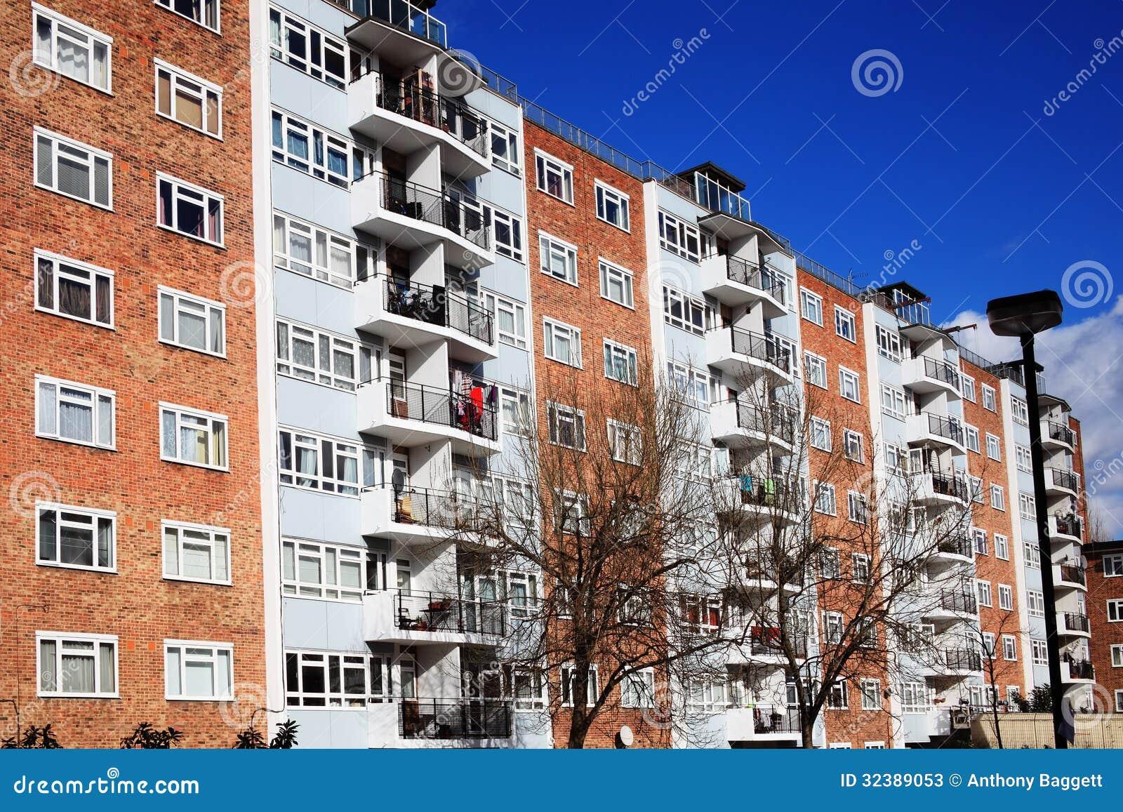 Социальное жилье в лондоне фото