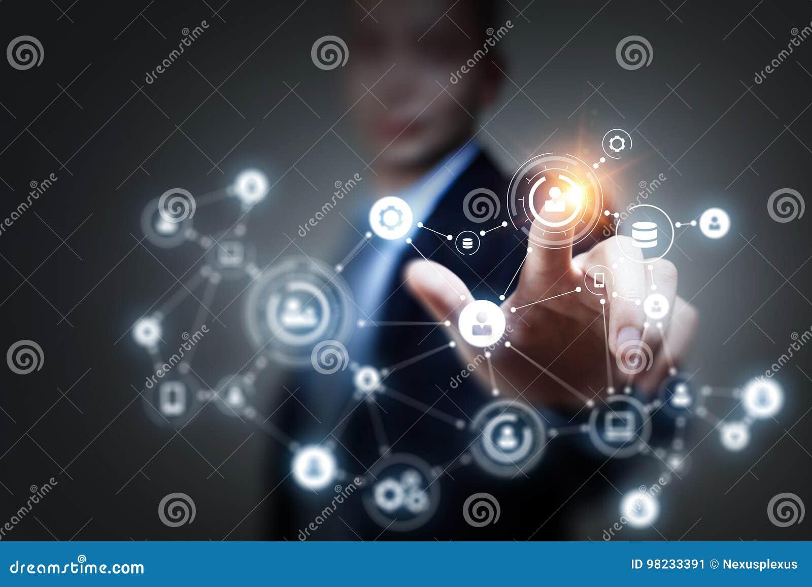 Социальные соединение и сеть перевод 3d