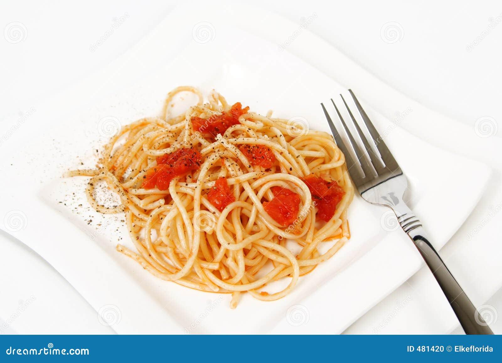 спагетти вилки