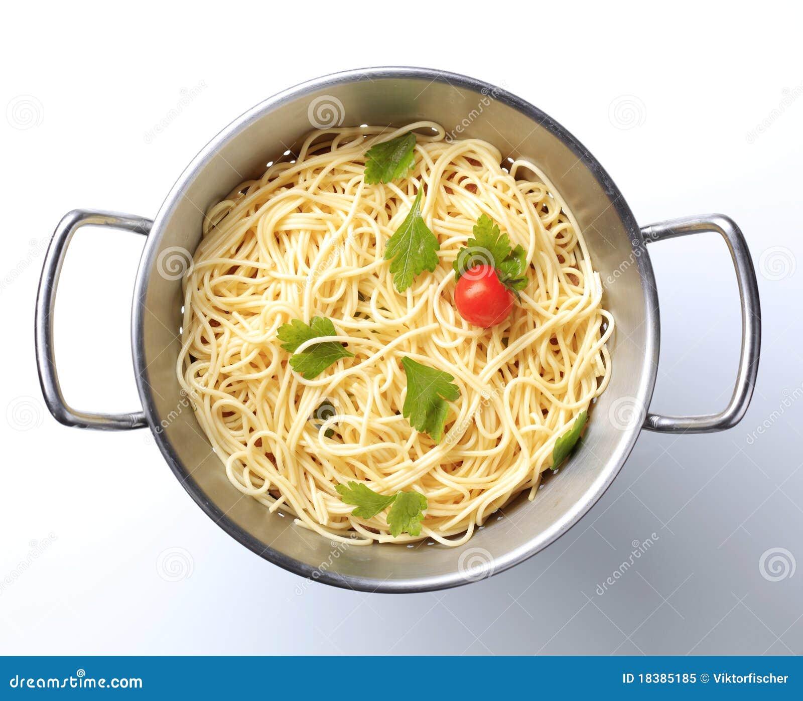 спагетти colander