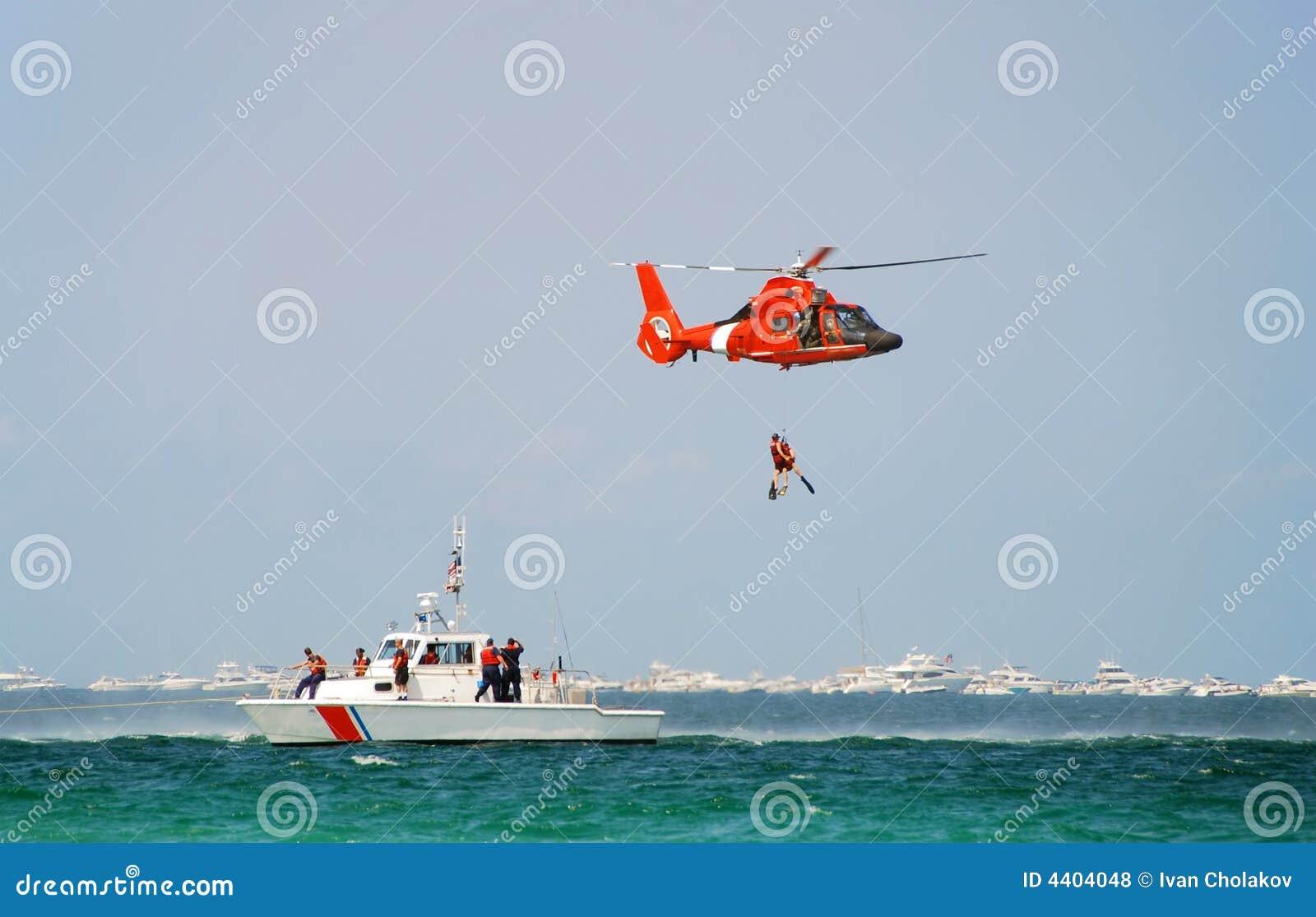 спасение службы береговой охраны