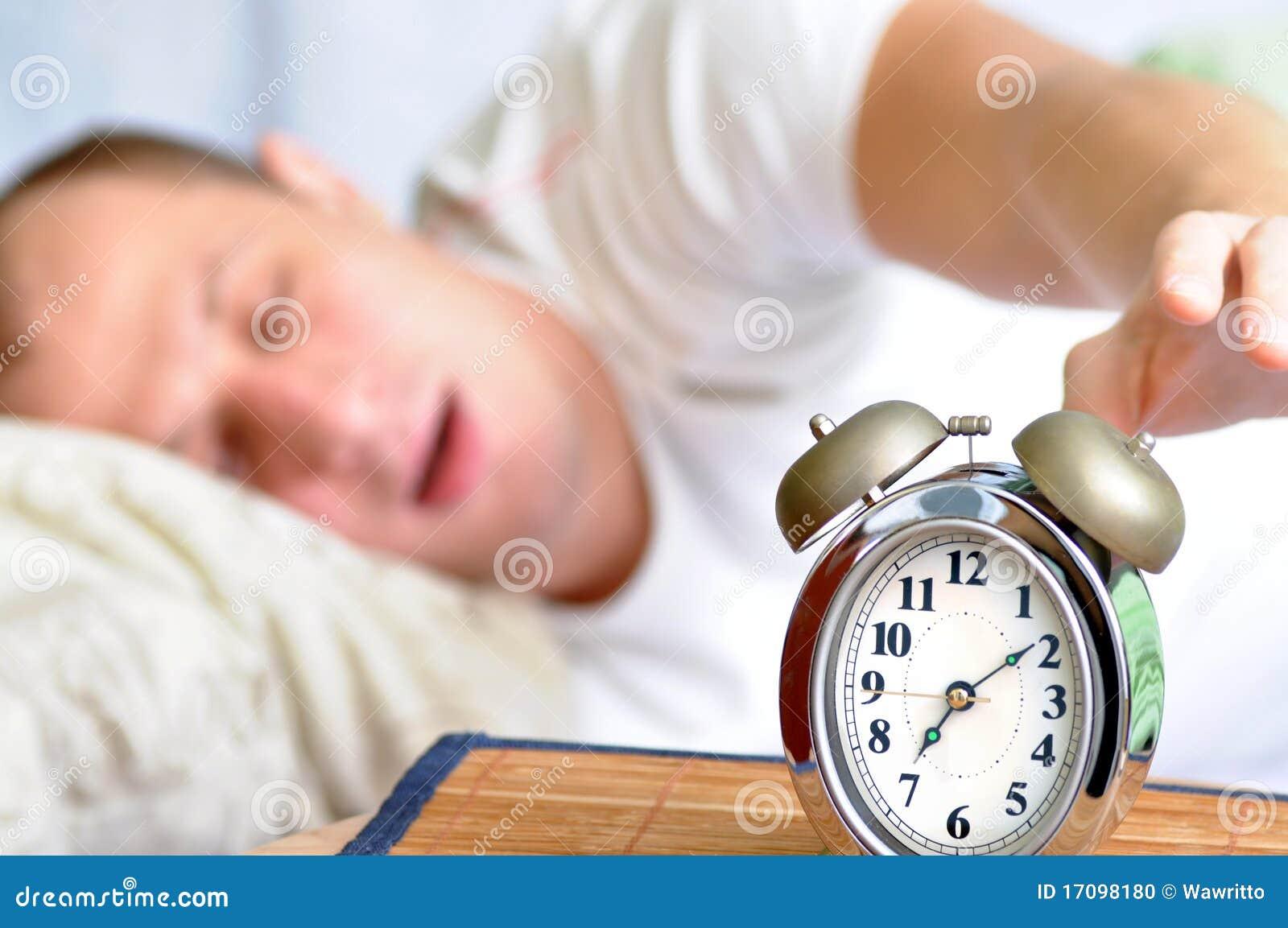 спать человека
